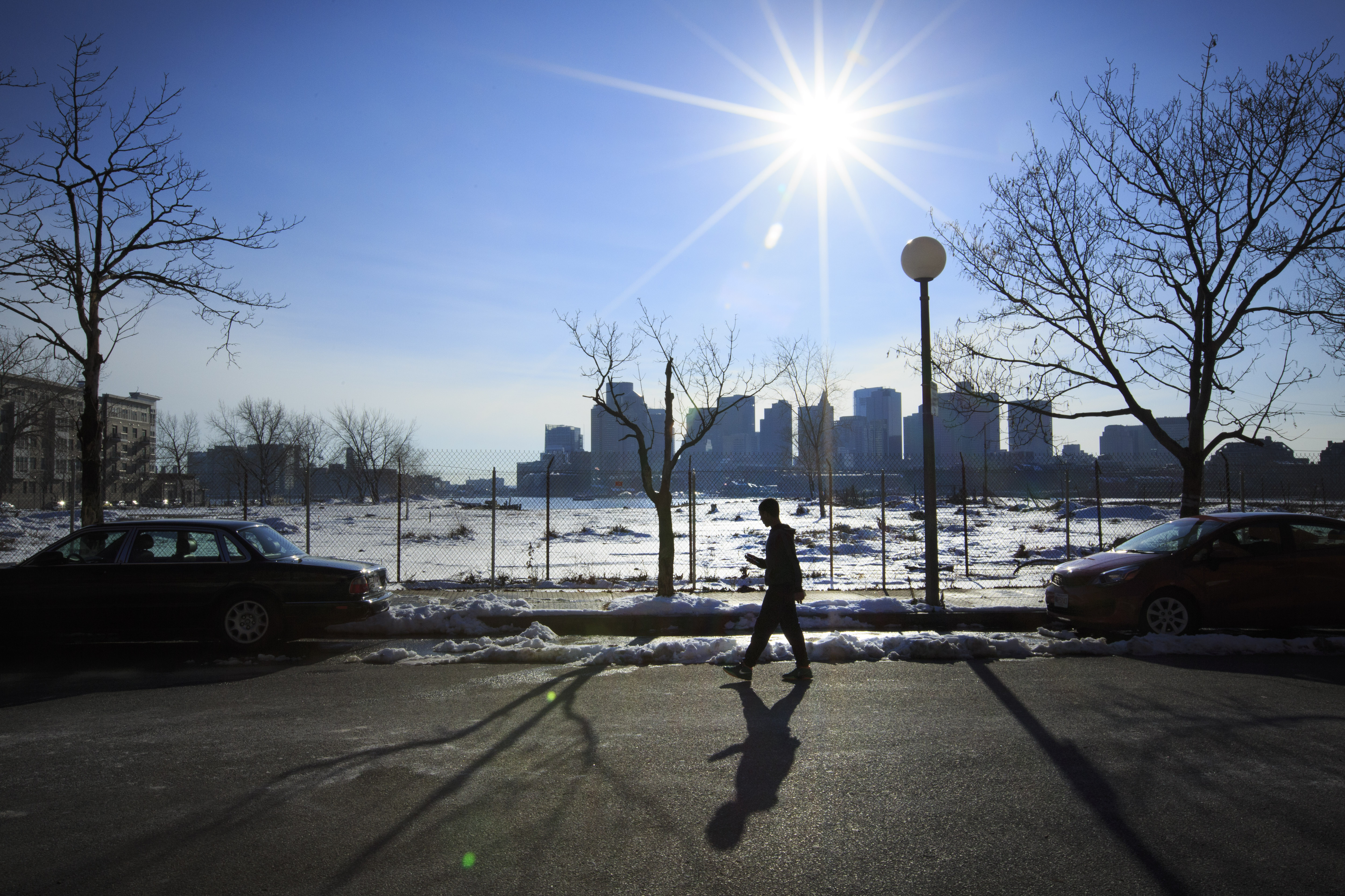 In East Boston, pinched between progress and pain - The