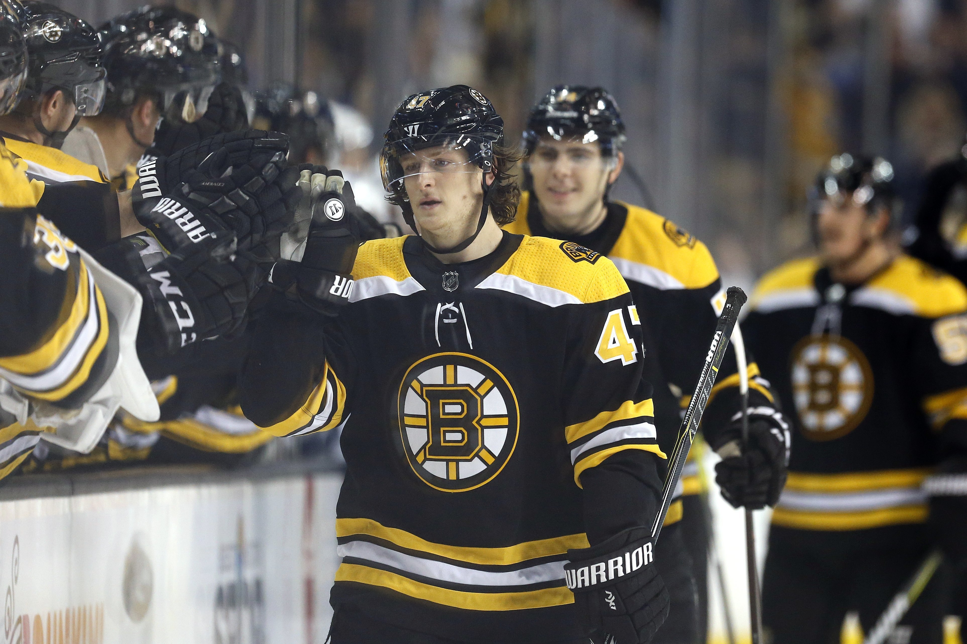 How Will Torey Krug Respond To Being Benched In Ot Against The Capitals The Boston Globe