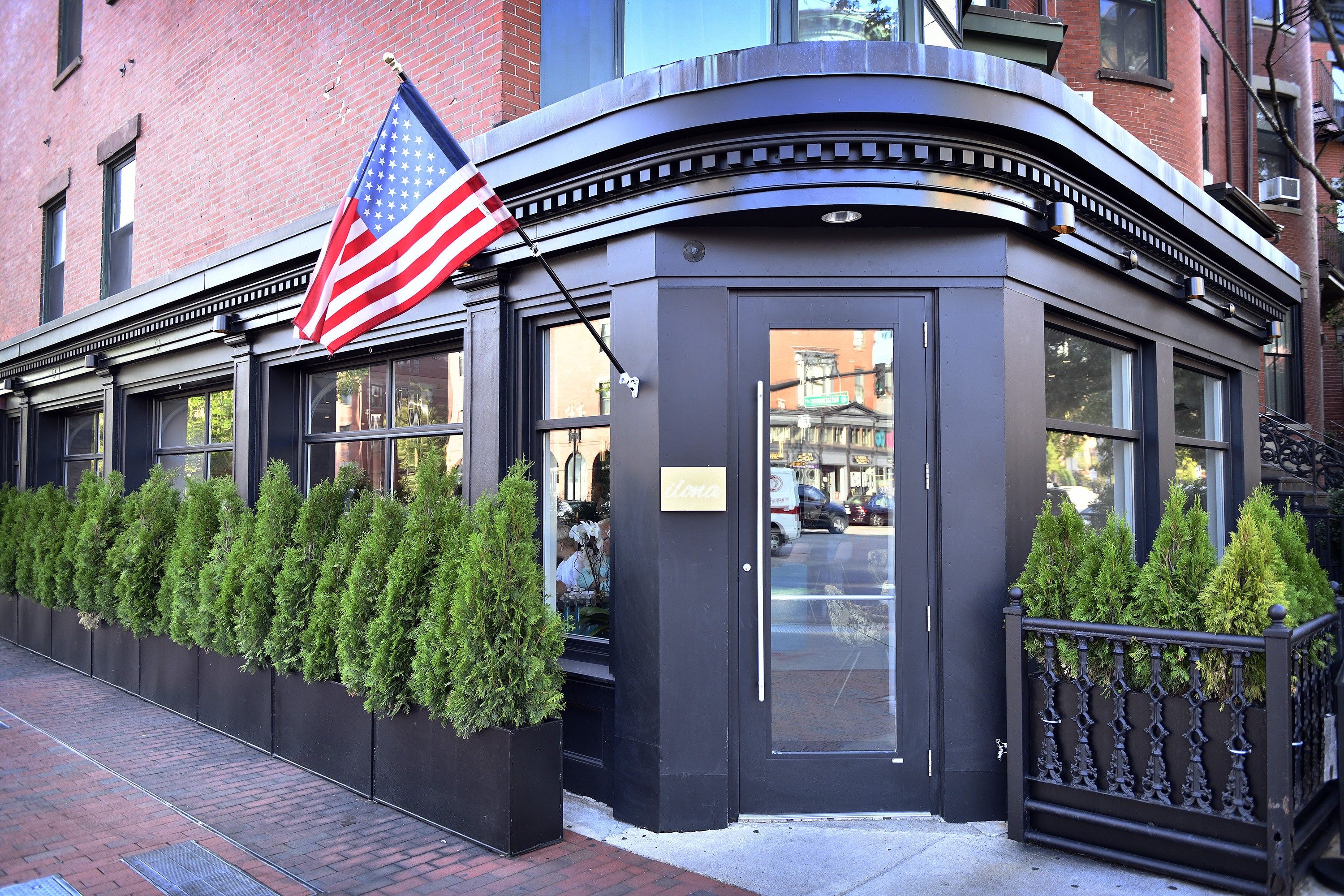 Lively Ilona In The South End Offers Small Plates From