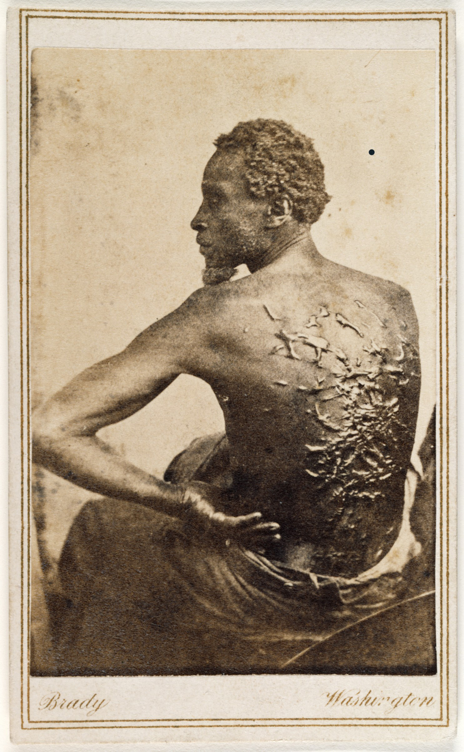 This viral photo changed America — in 1863