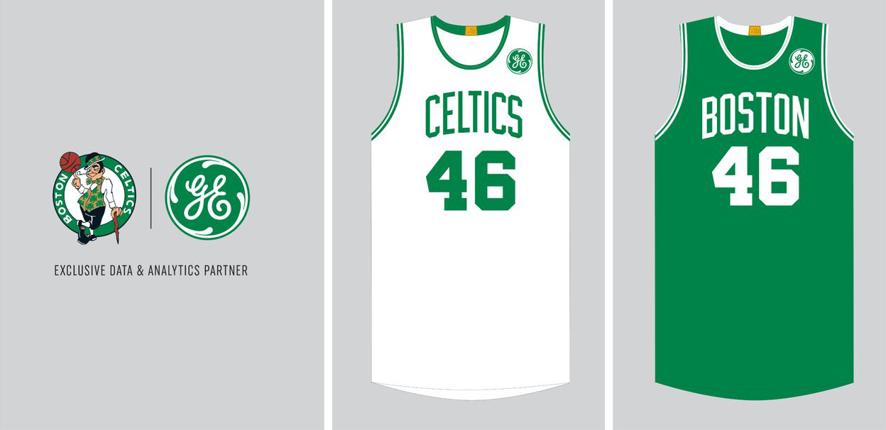 0baf3d3fd21 GE hopes alliance with Celtics will underscore corporate reinvention ...