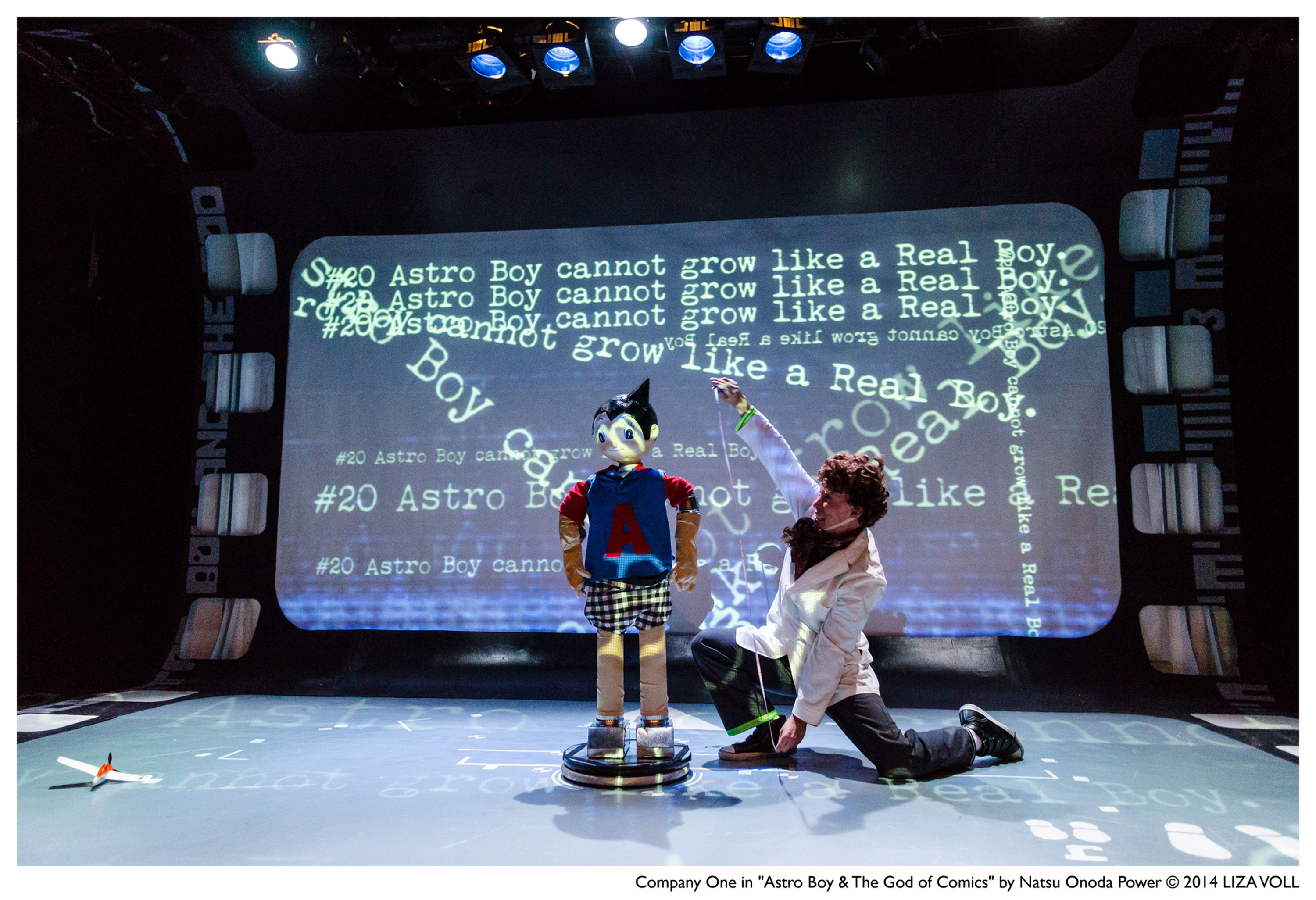 Company One S Astro Boy A Sci Fi Parable With Punch The Boston