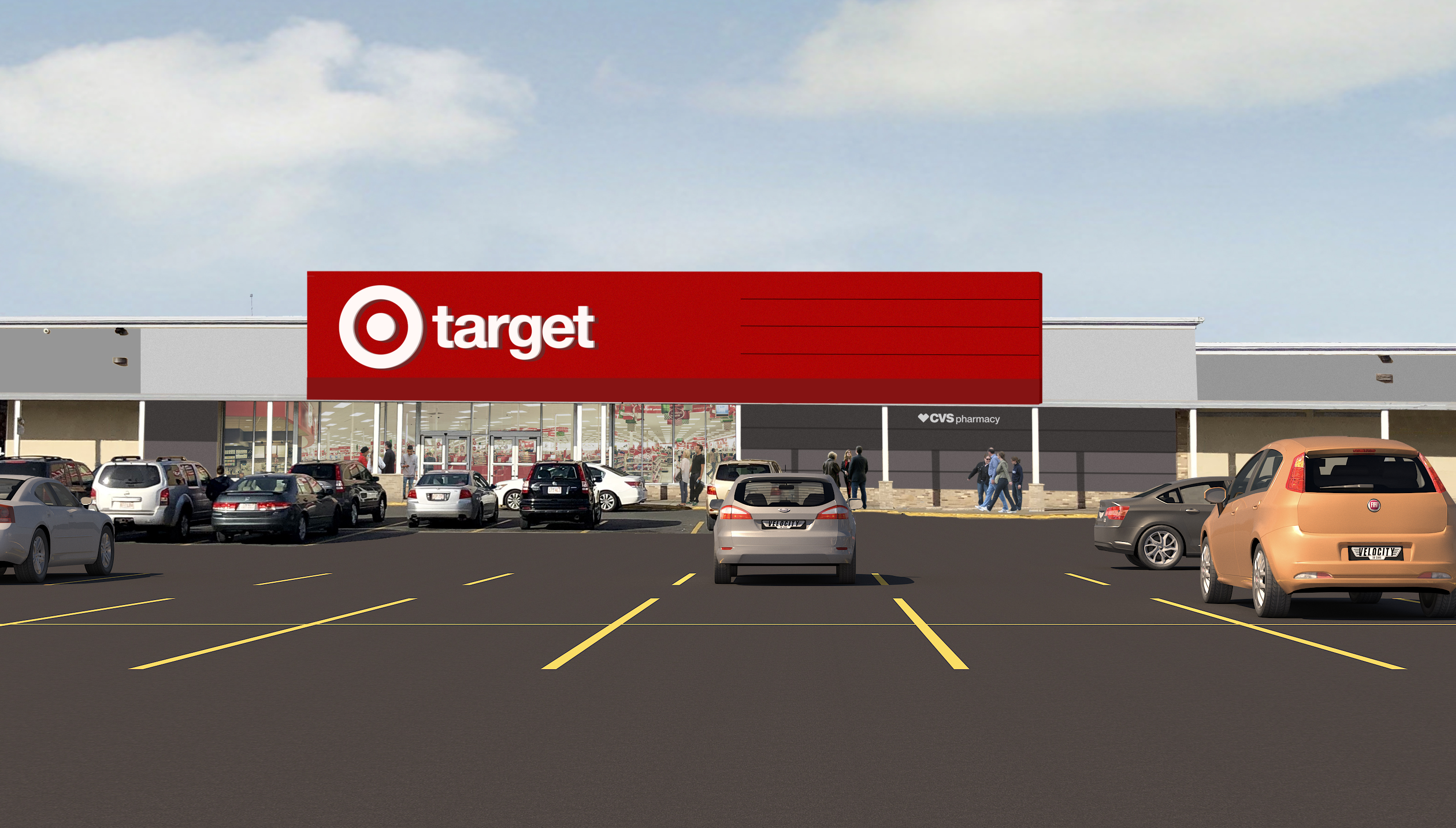 Target will open a small-format store in the Fields Corner shopping