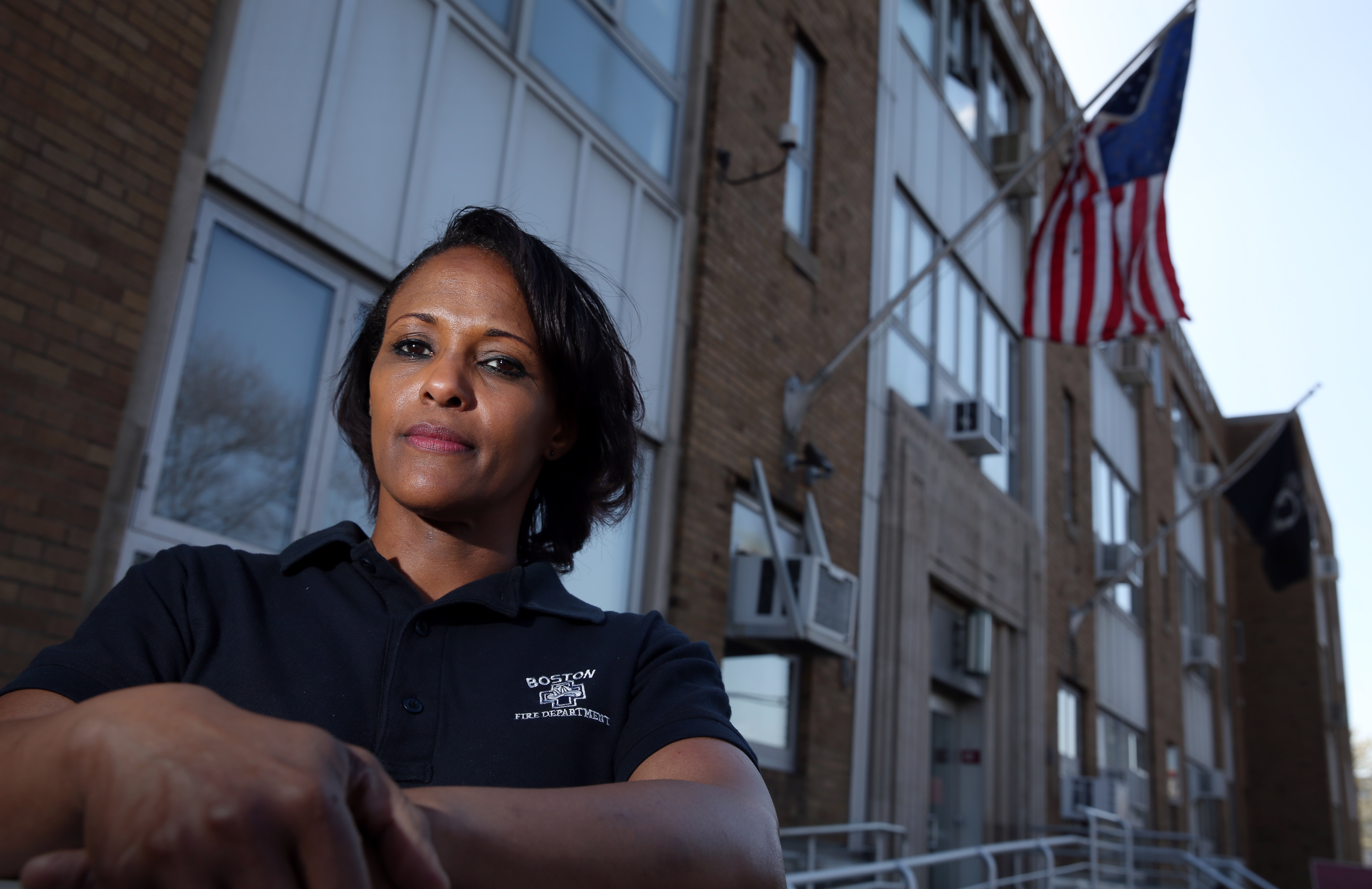 What Discipline Looks Like At Boston >> Boston Has Just 16 Female Firefighters Several Say Discrimination