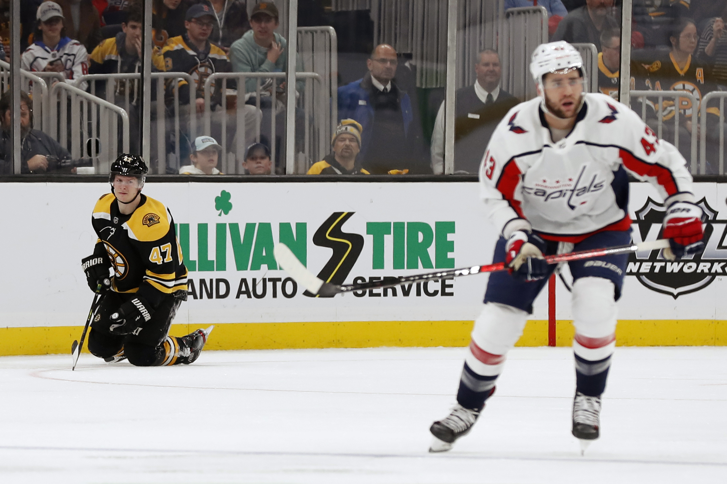 Bruins Place Torey Krug On Ir Charlie Mcavoy Out Too The Boston Globe