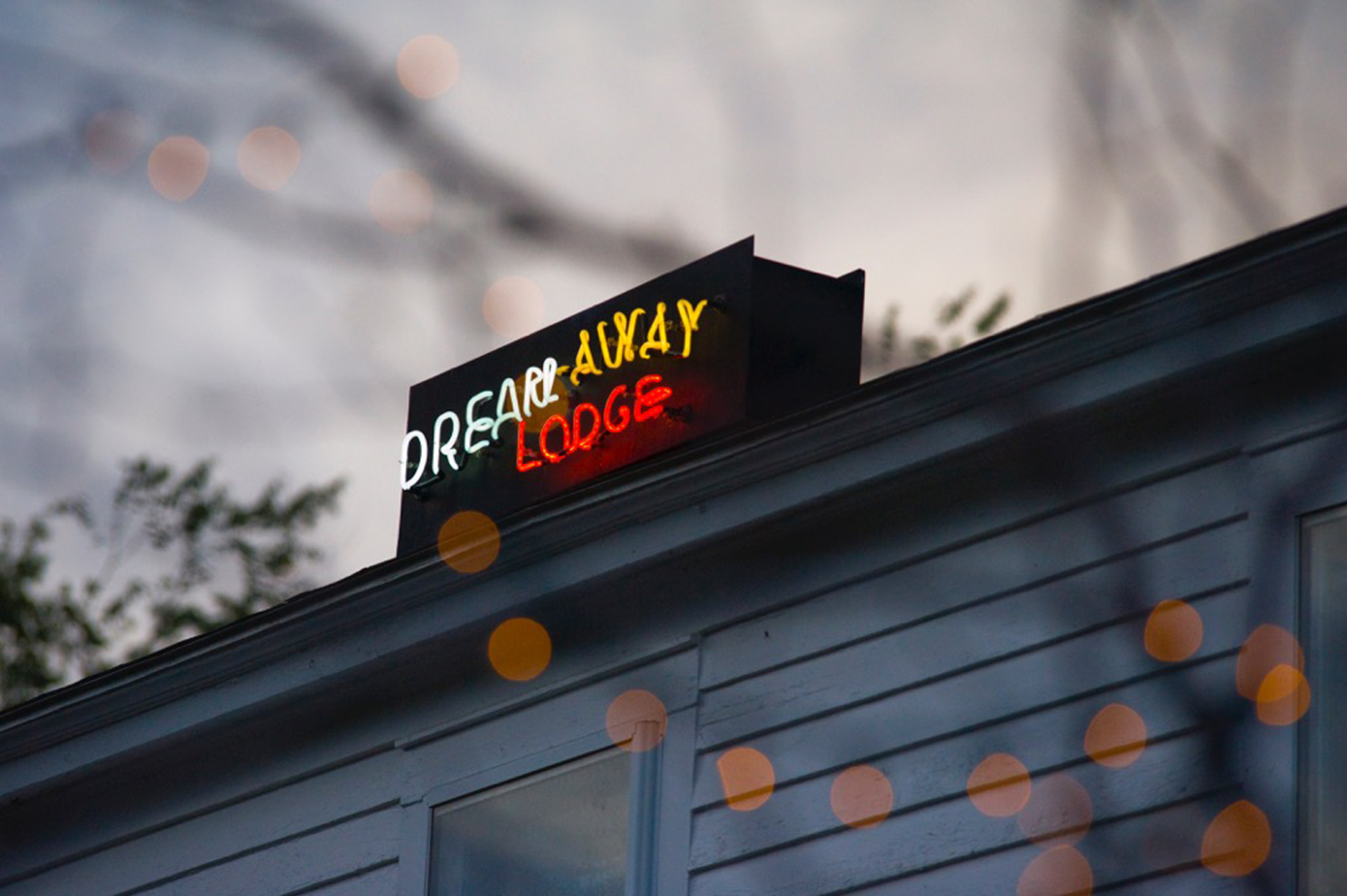 The Dream Away Lodge is a find and a little hard to find   The ...