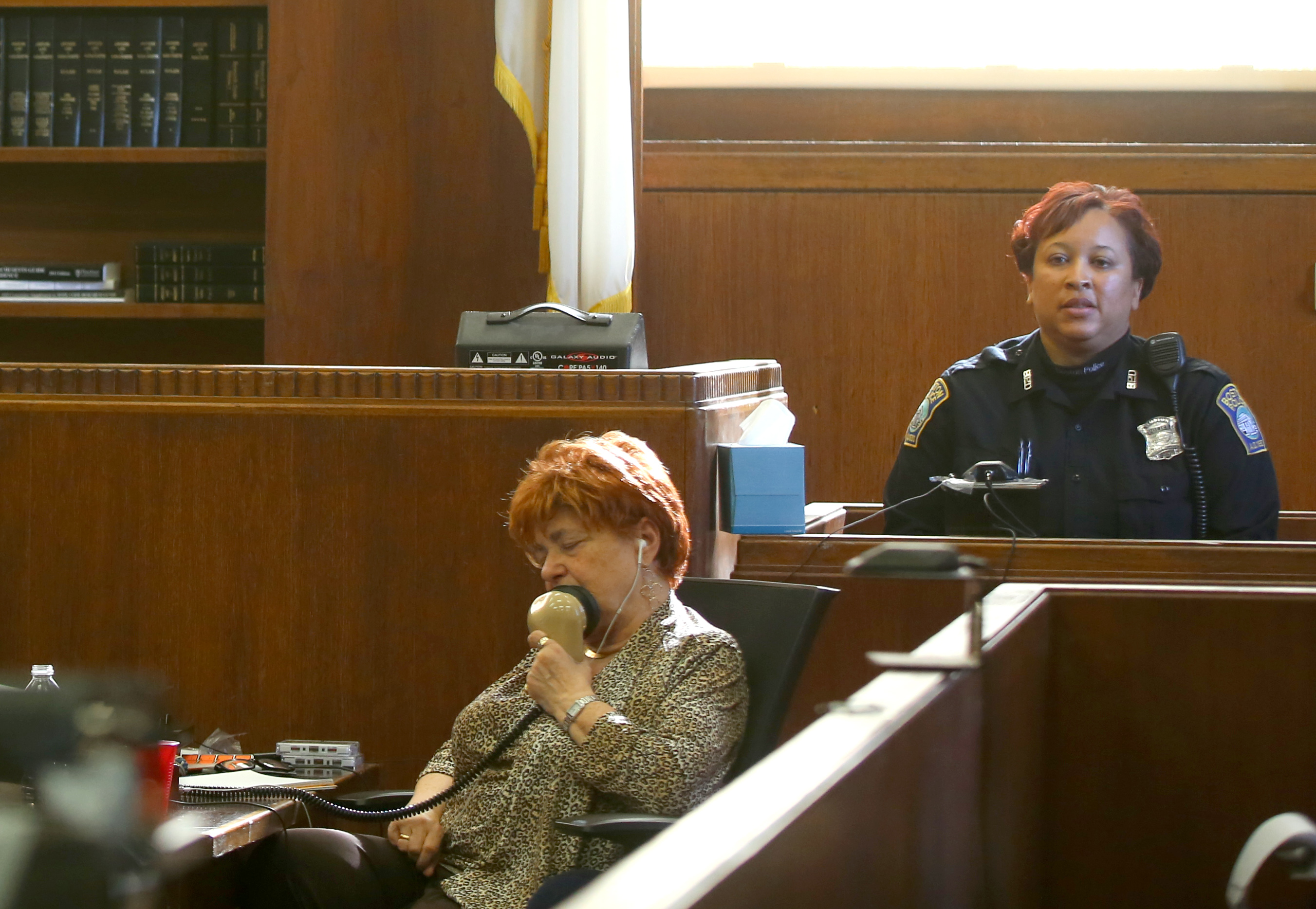 Objections raised as courtrooms go digital - The Boston Globe