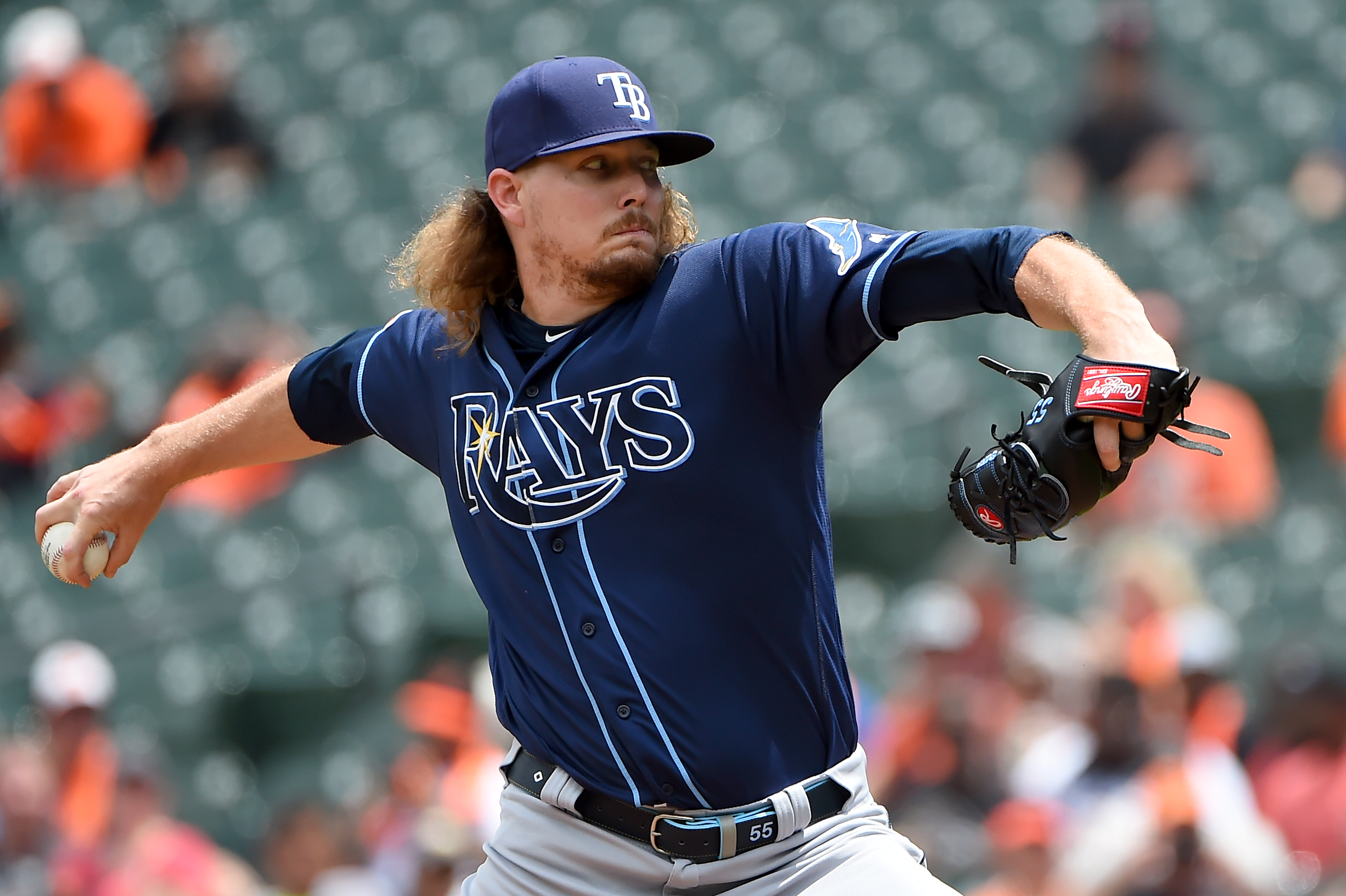 Rays' Ryne Stanek is making history in opener role - The