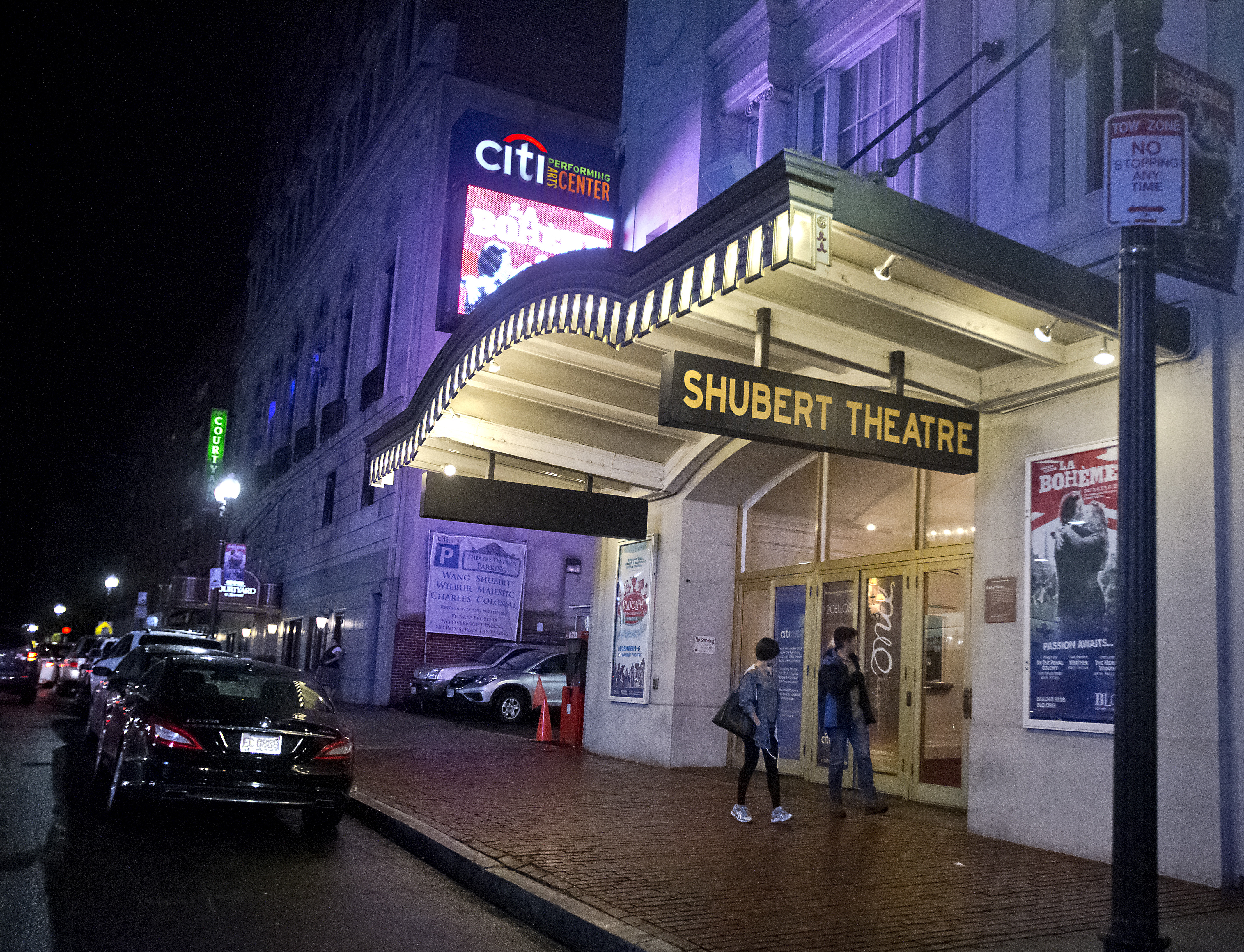 Boston Lyric Opera To Leave Citi Shubert Theatre The