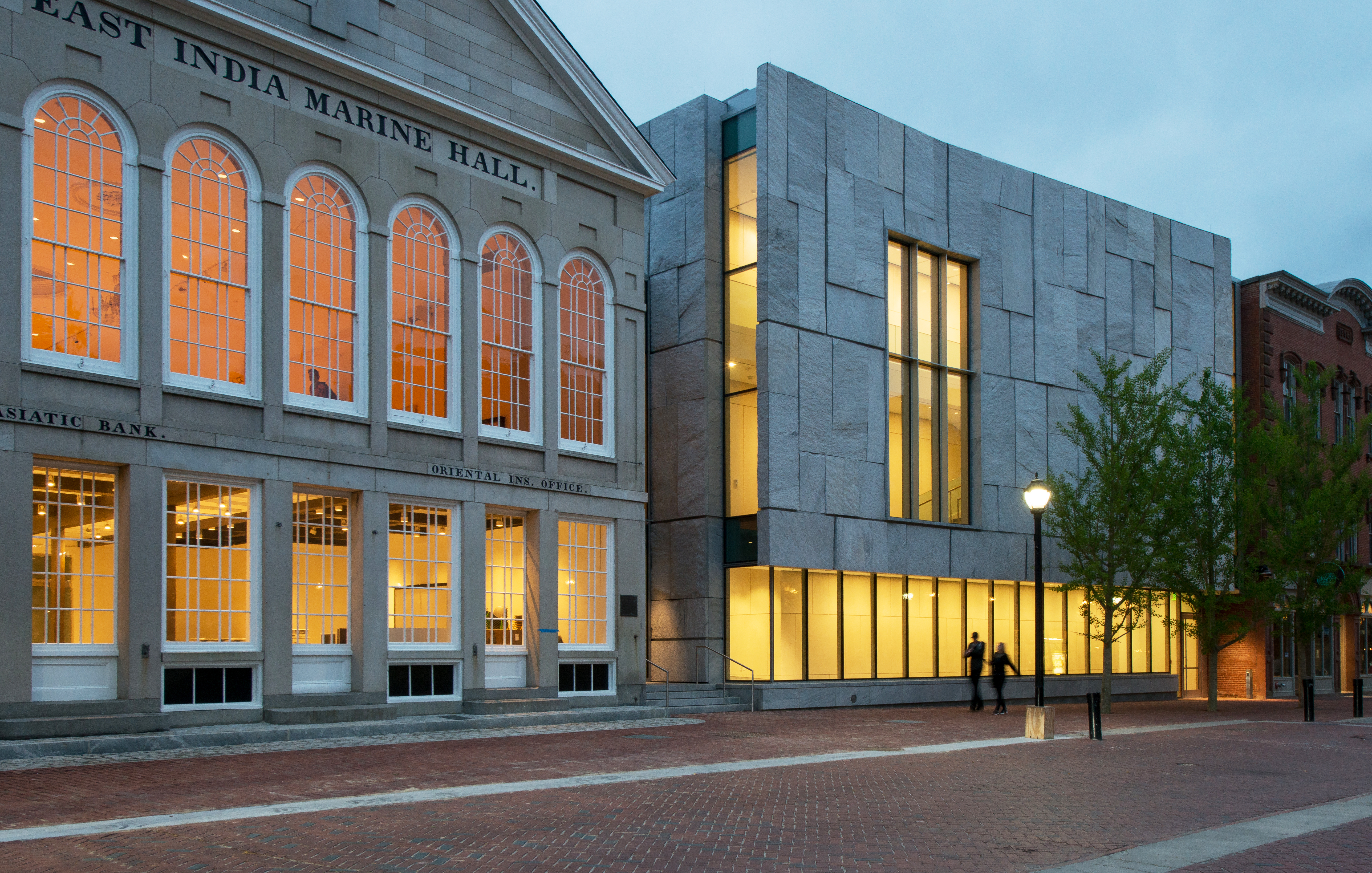 Peabody Essex Museum expansion to open in September - The Boston Globe
