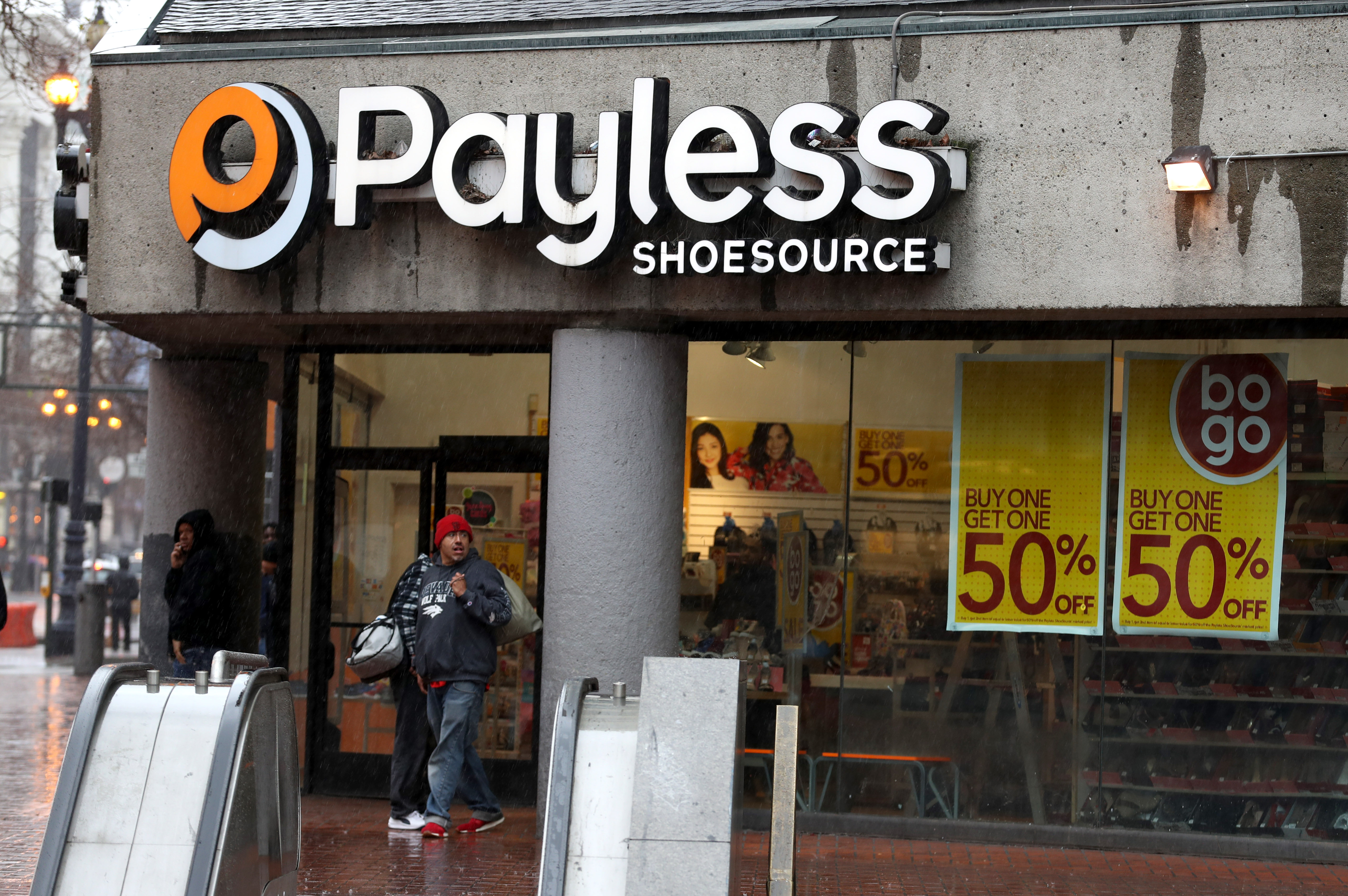 5e590bc2b8edb Payless ShoeSource to shutter all of its remaining US stores - The Boston  Globe