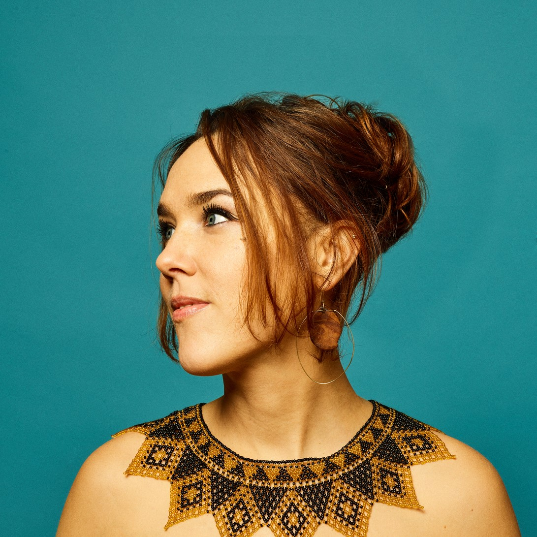 All that Zaz: A chanteuse embraces the many shades of French