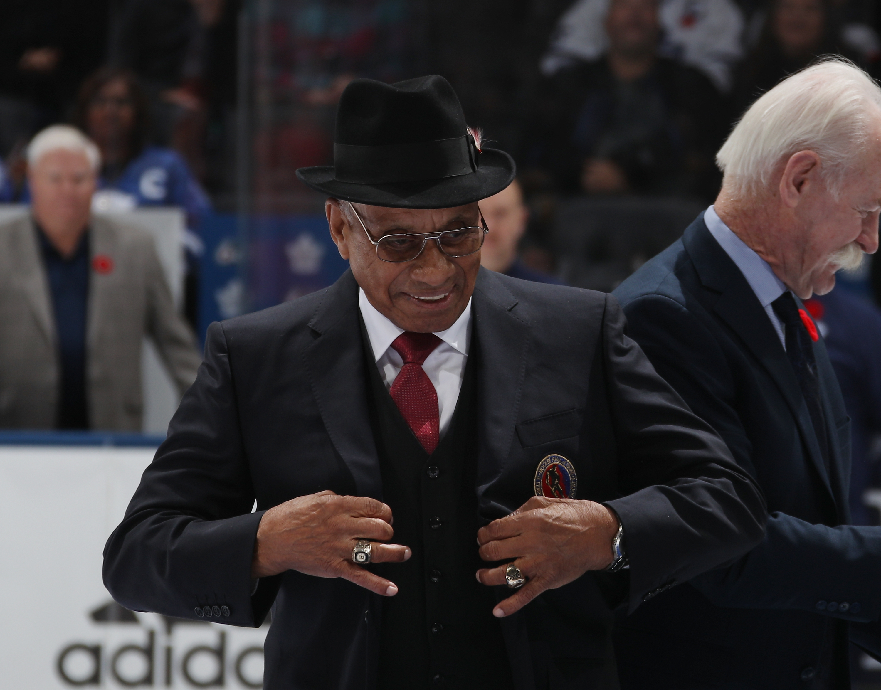 'Be the best individual you can be': Willie O'Ree ...