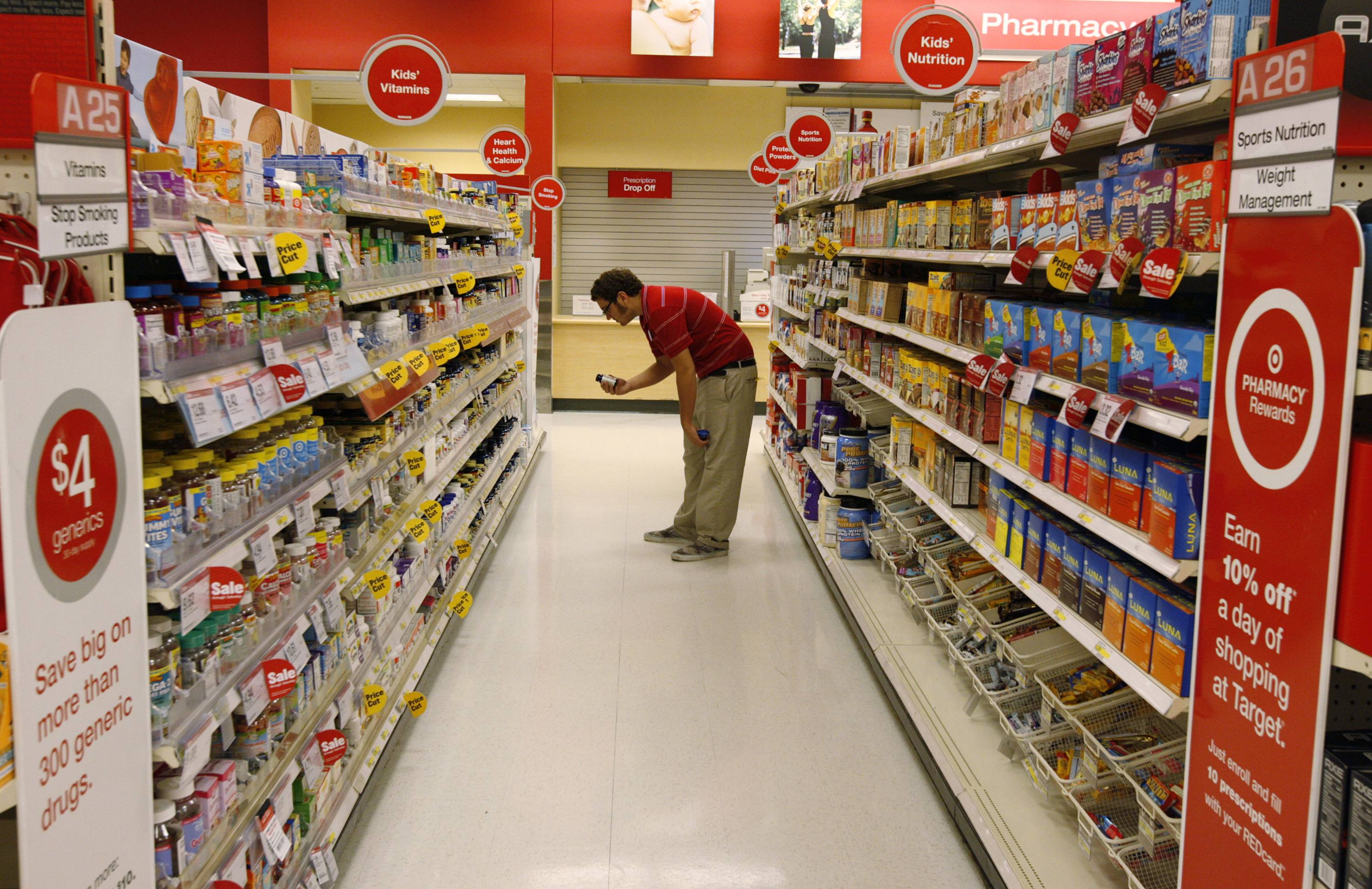 US food retail sector
