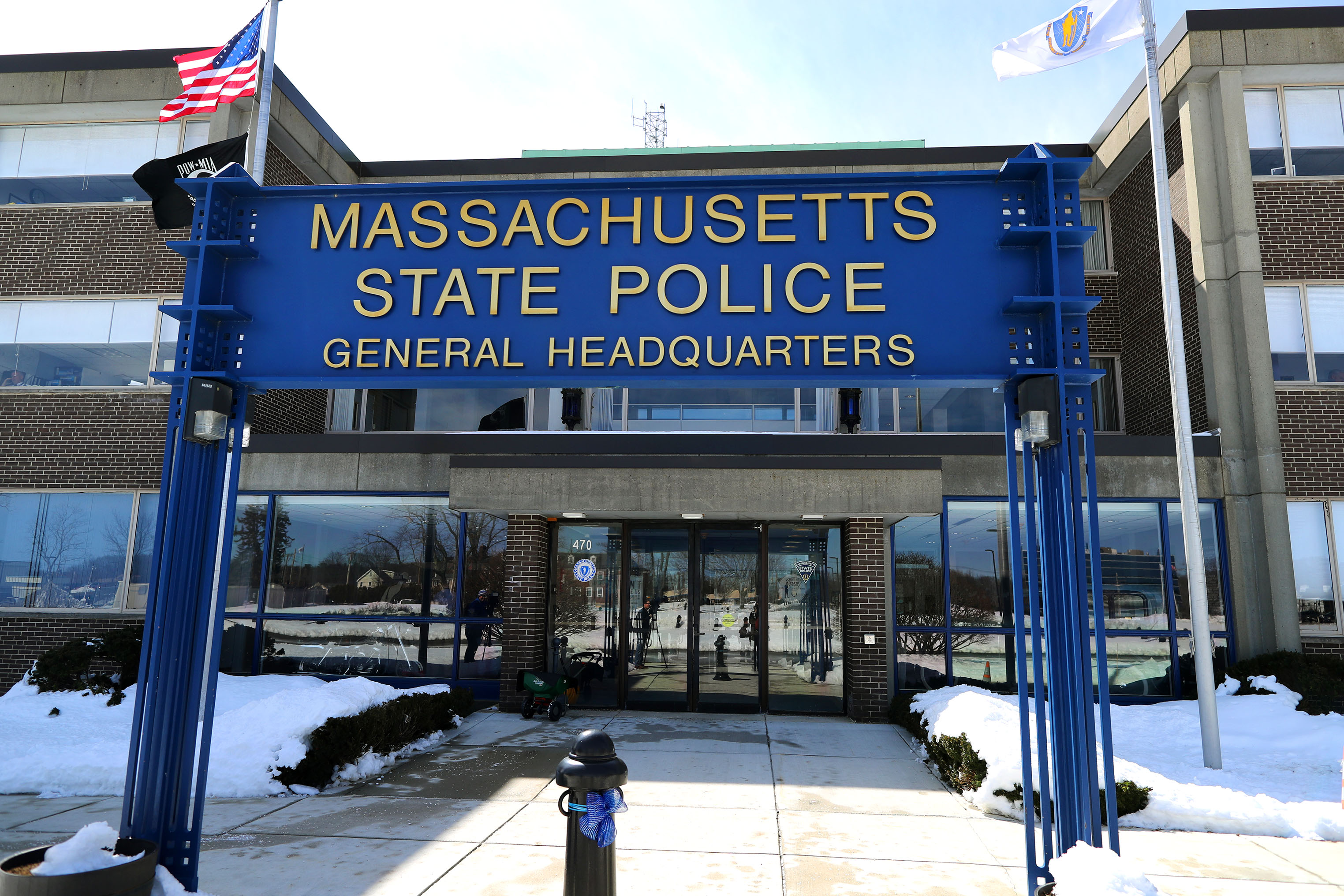 Officer files motion against State Police, saying it hasn't