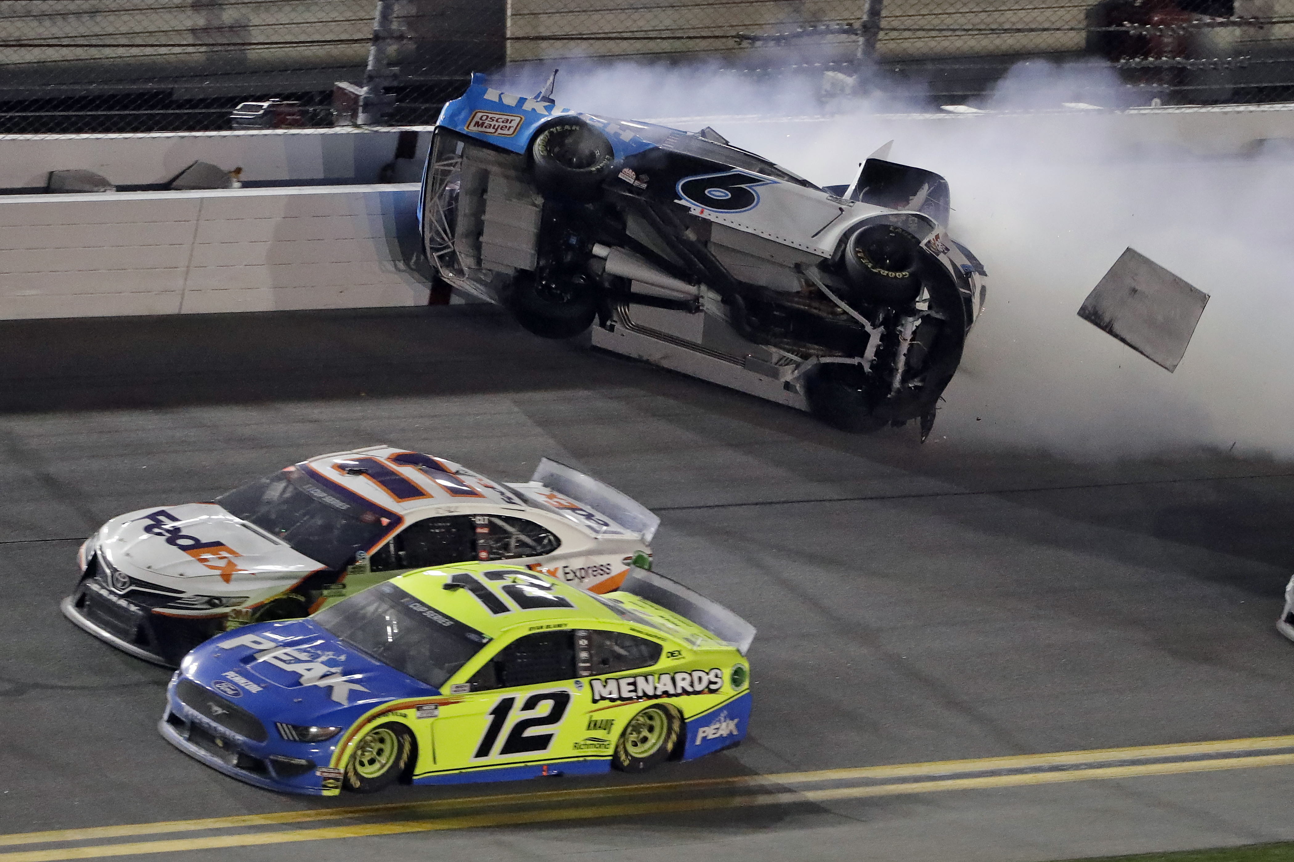 Image result for ryan newman crash