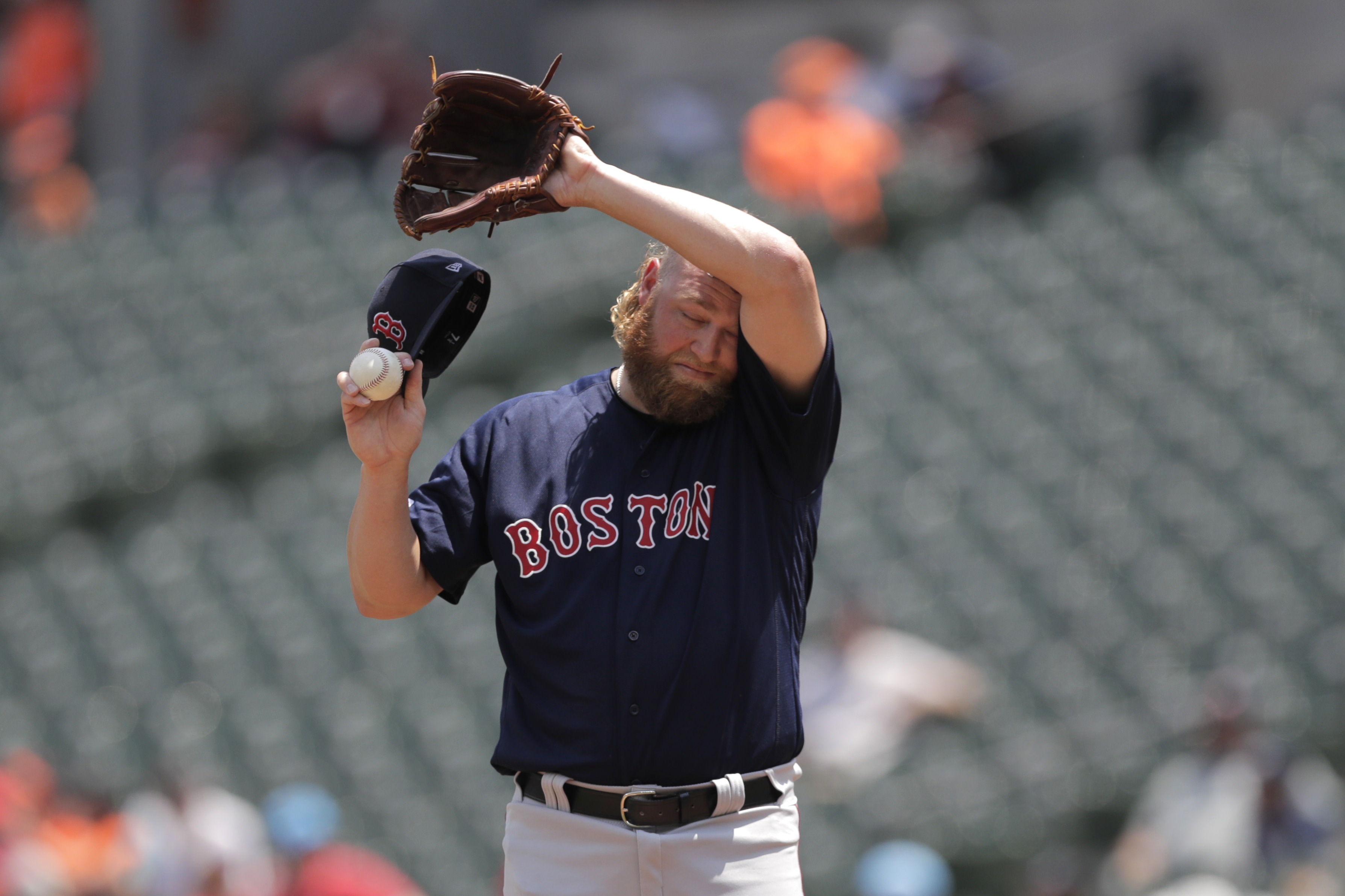 Red Sox wilt in dropping series to Orioles