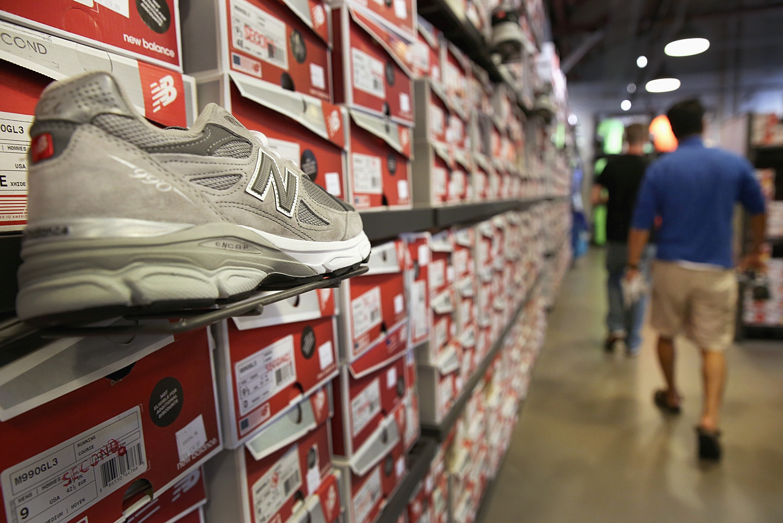 check out df572 bab74 New Balance's 990 may be old and gray, but it's here to stay ...