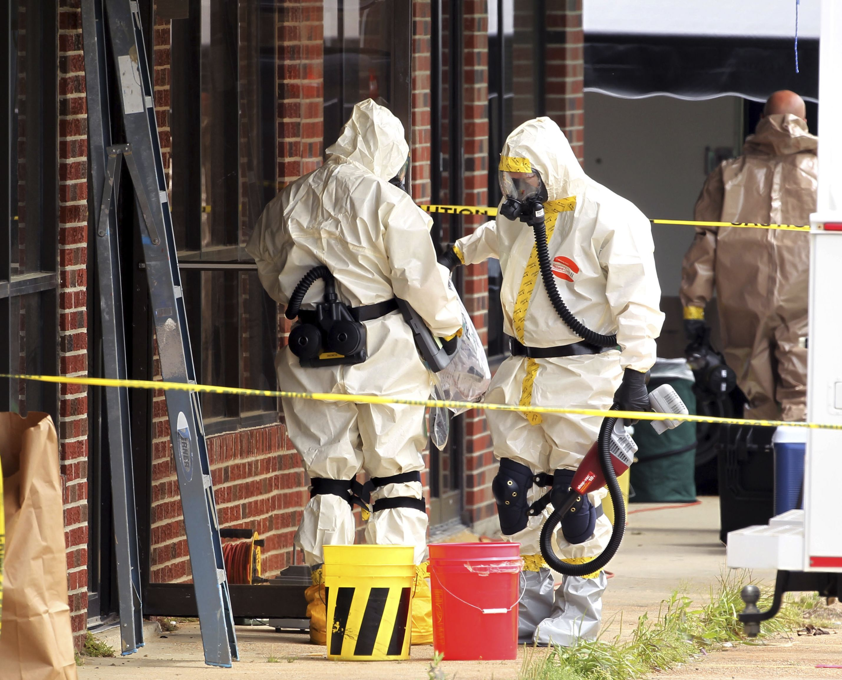 Ricin probe shifts to first suspect's foe - The Boston Globe