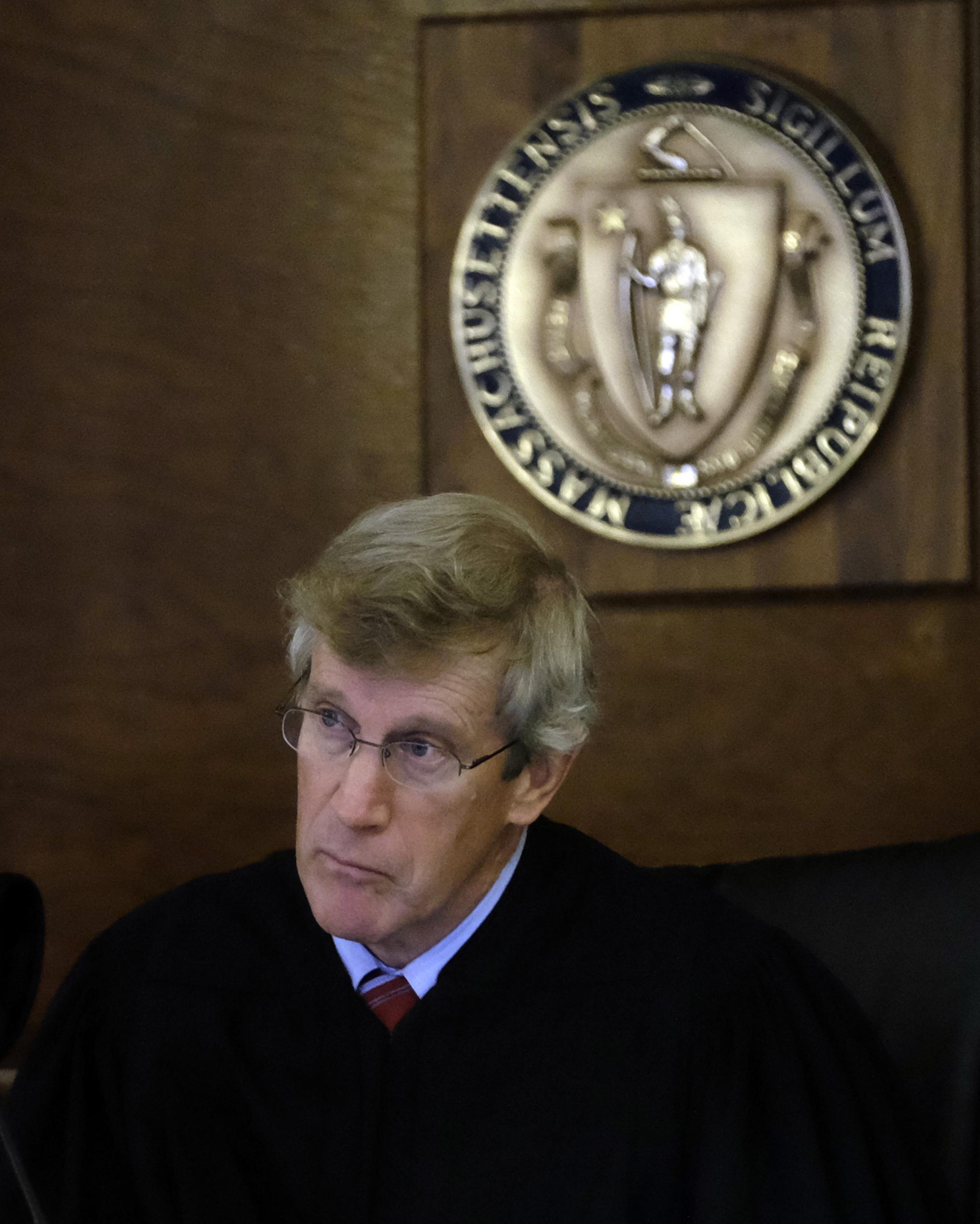 Supreme Judicial Court Justice Robert Cordy To Retire The Boston Globe