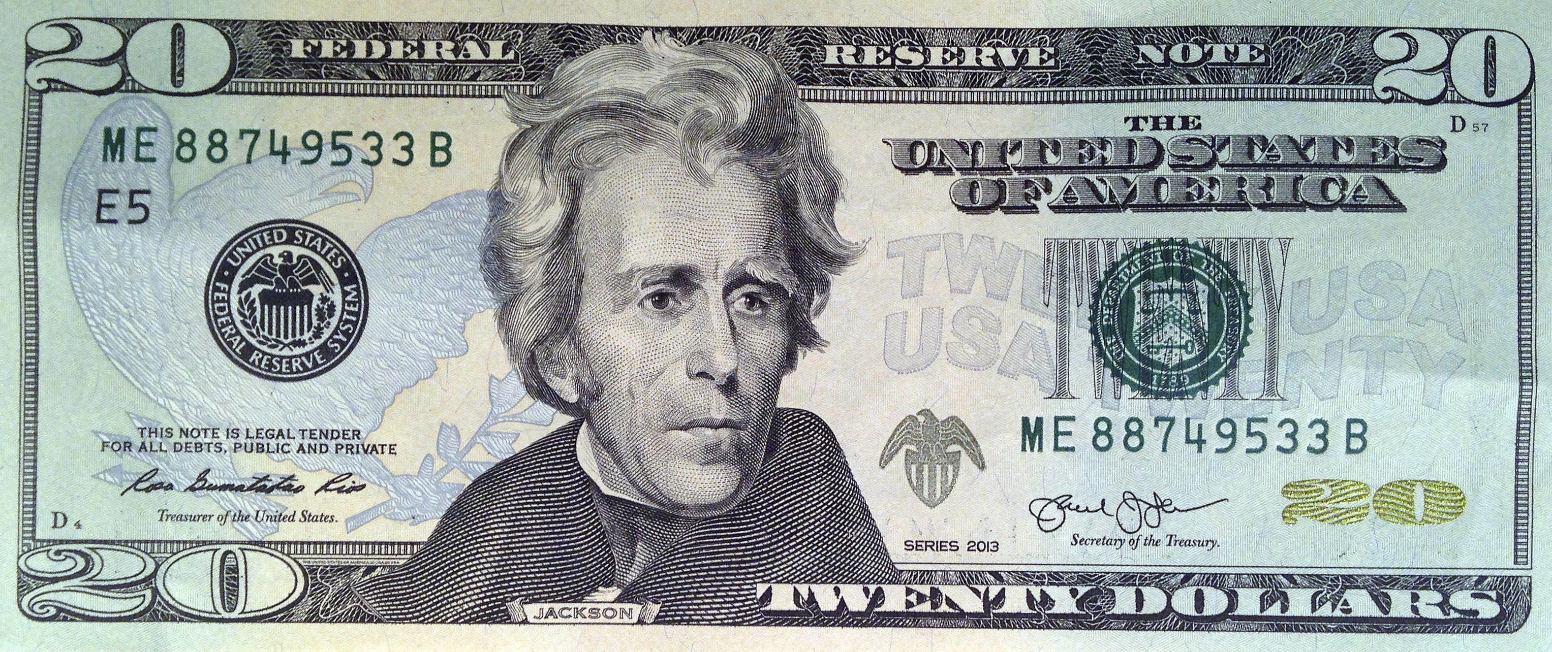 When was the last time US paper currency changed? - The