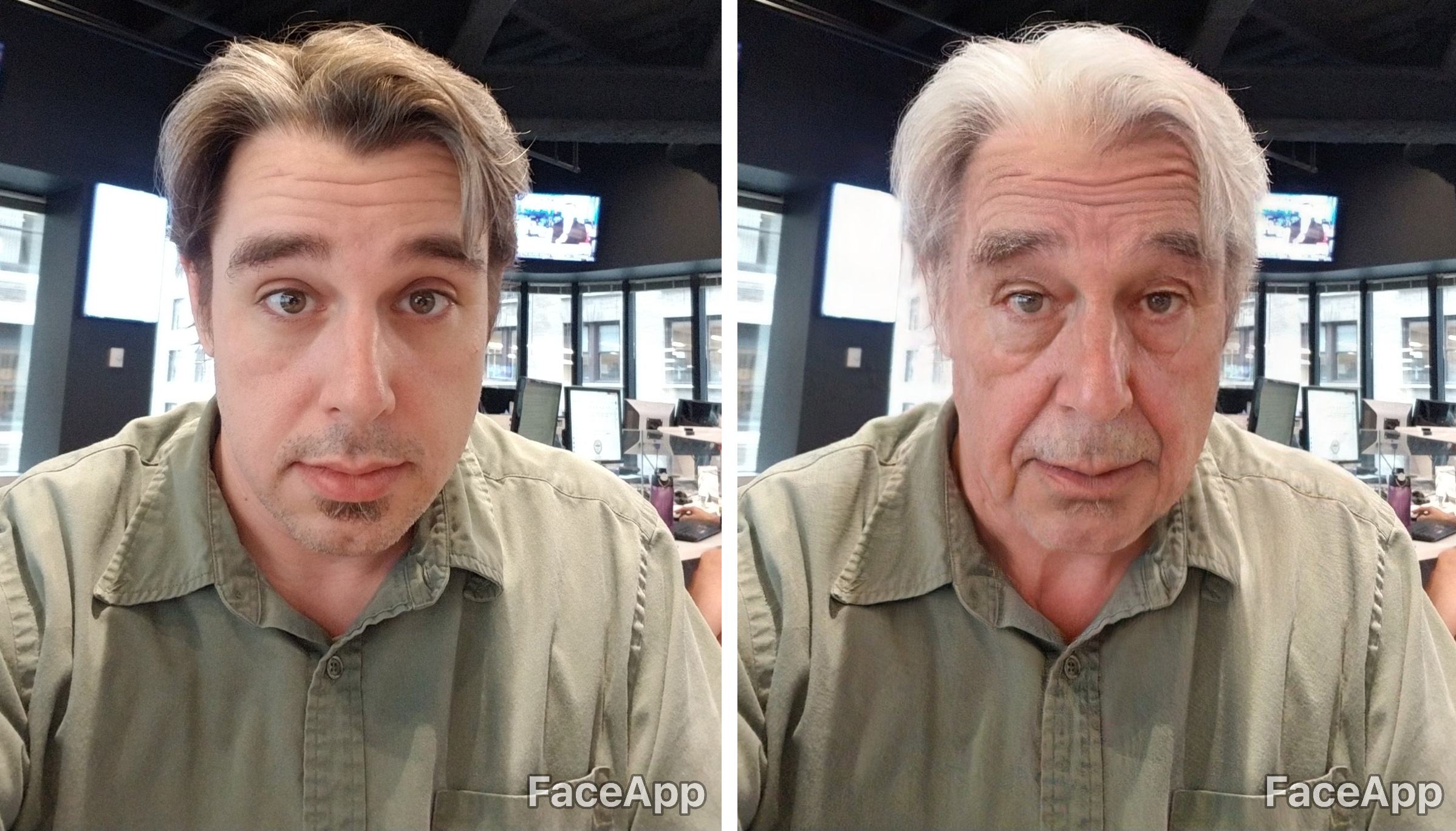 What is FaceApp, the program everyone is using to find out what ...