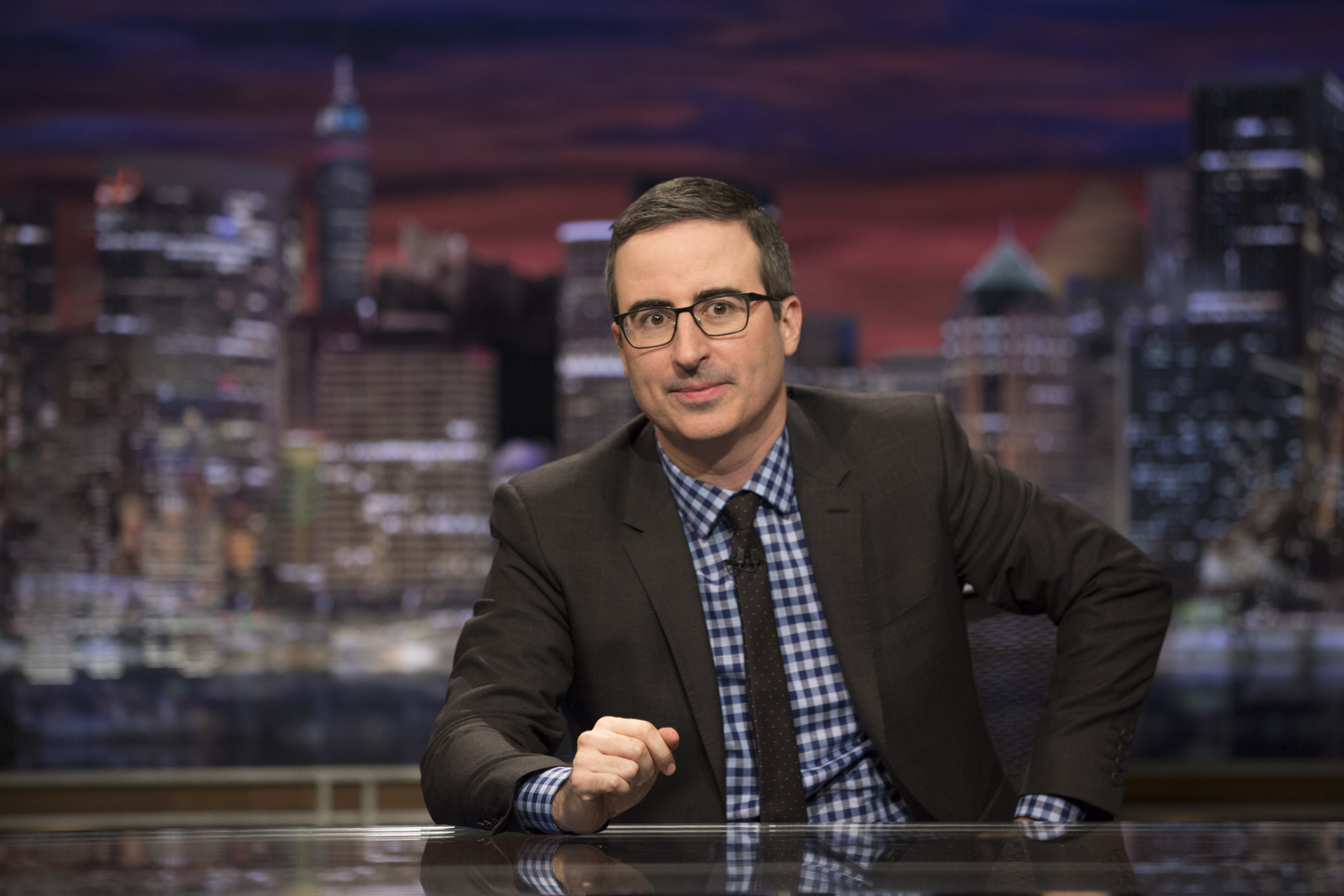 Youll Be Hearing From John Oliver In The Lion King The