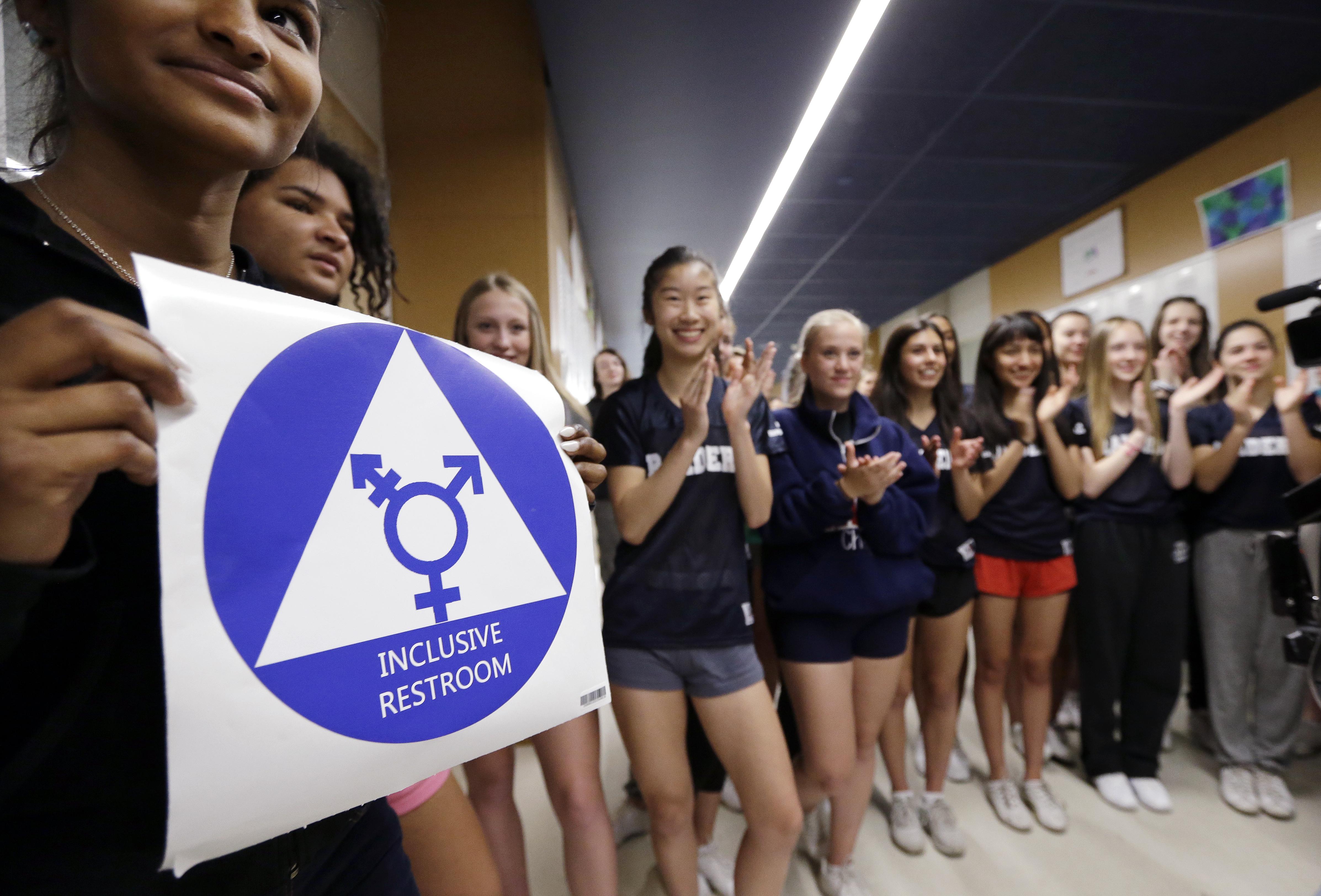 Phenomenal Transgender Bathroom Choice Nothing New For Seattle Schools Download Free Architecture Designs Scobabritishbridgeorg
