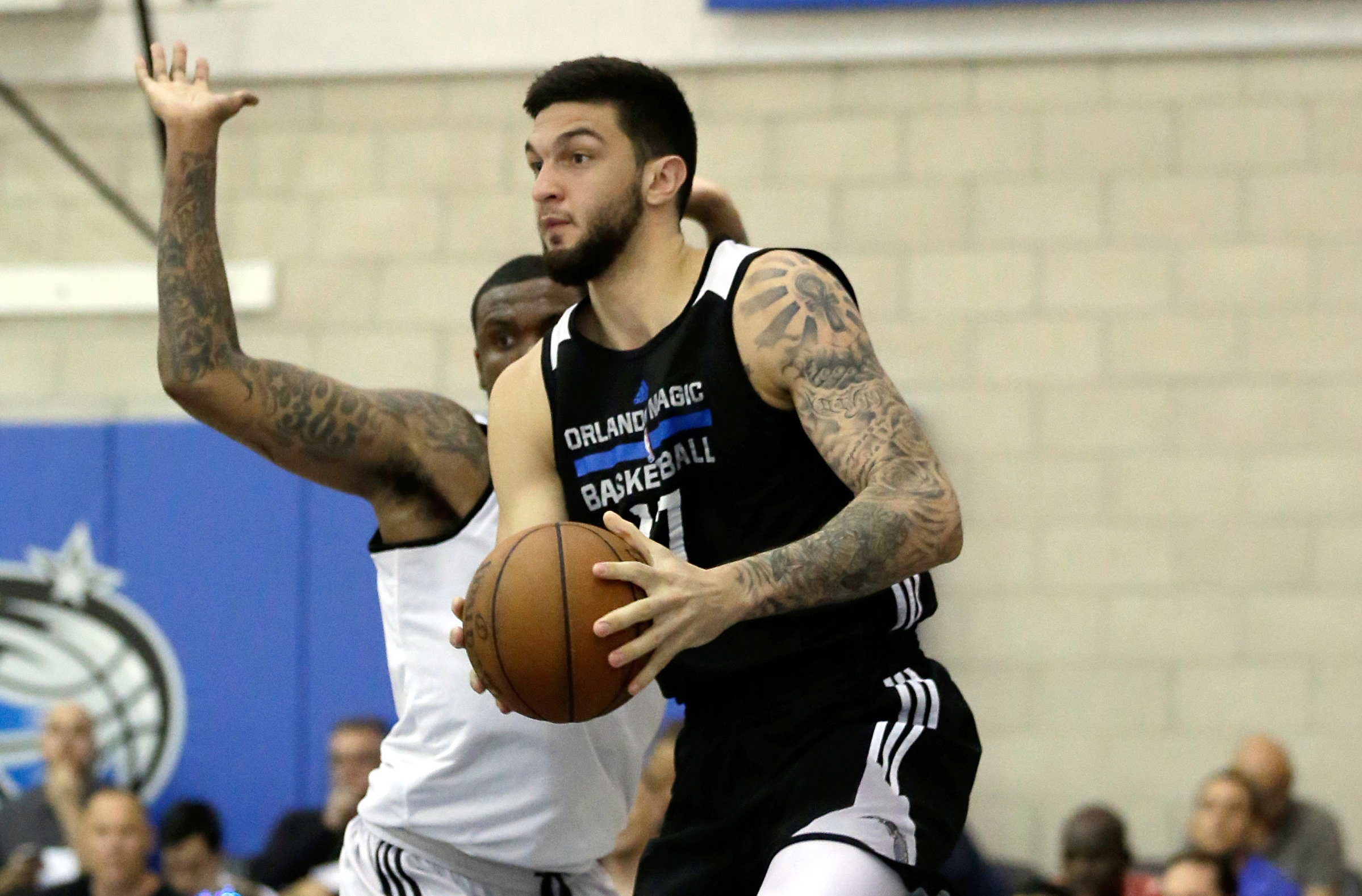 new concept 9ab64 7dd9f What does French center Vincent Poirier bring to the Celtics ...