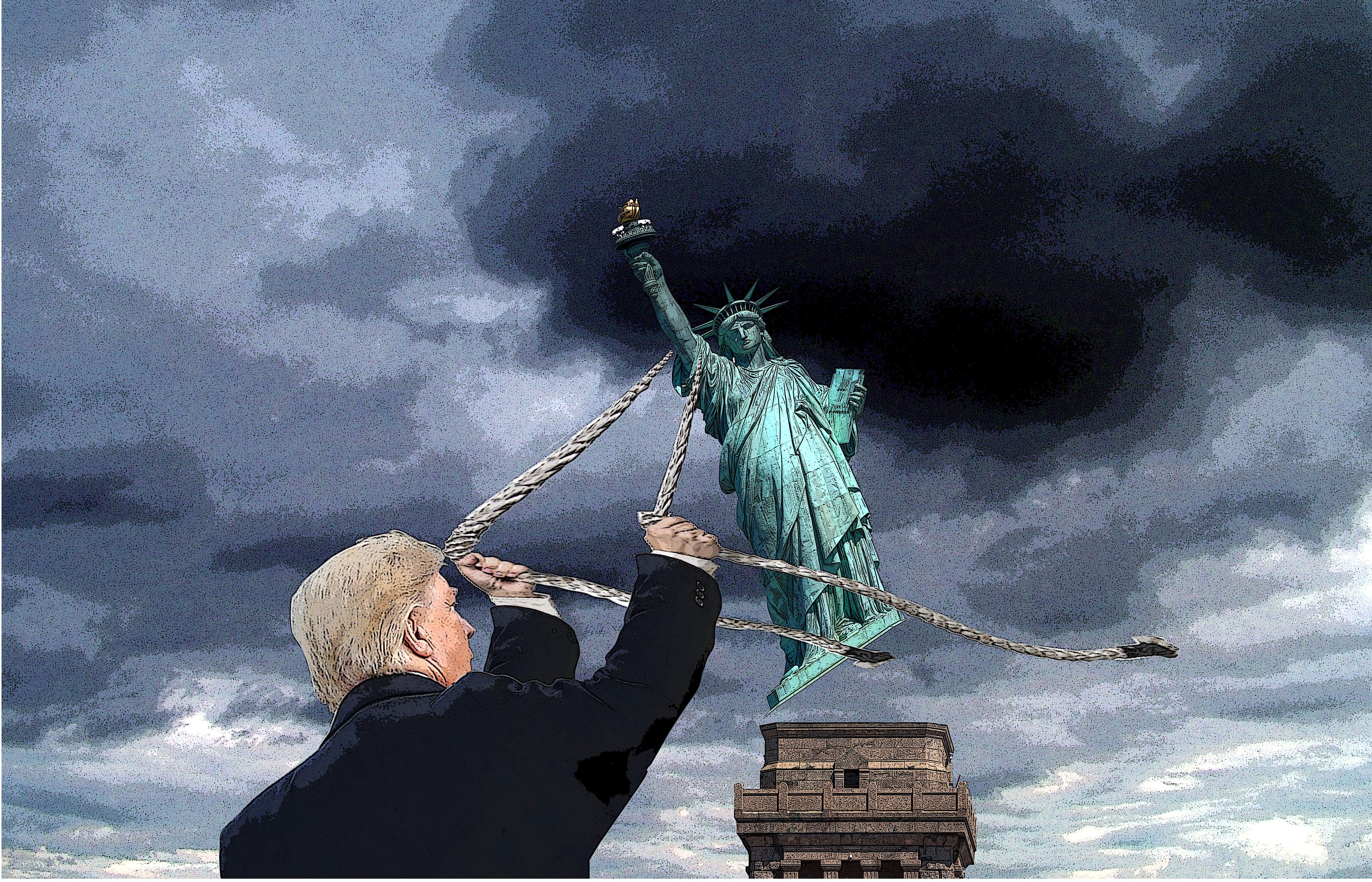 bostonglobe.com - Ali Noorani - Impeaching America's immigration values