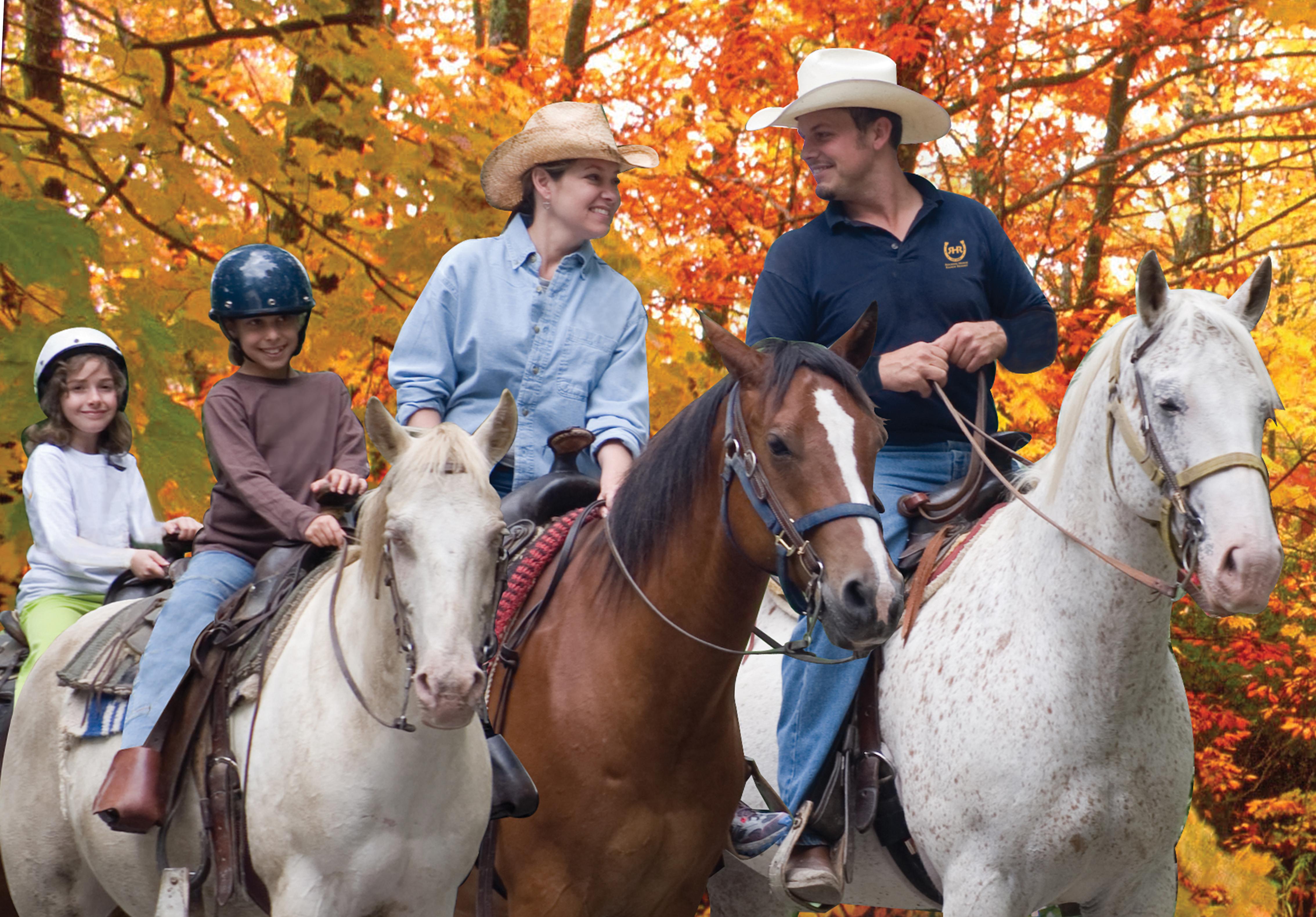 Catskills Ranch For Saddling Up And Having Fun The Boston Globe