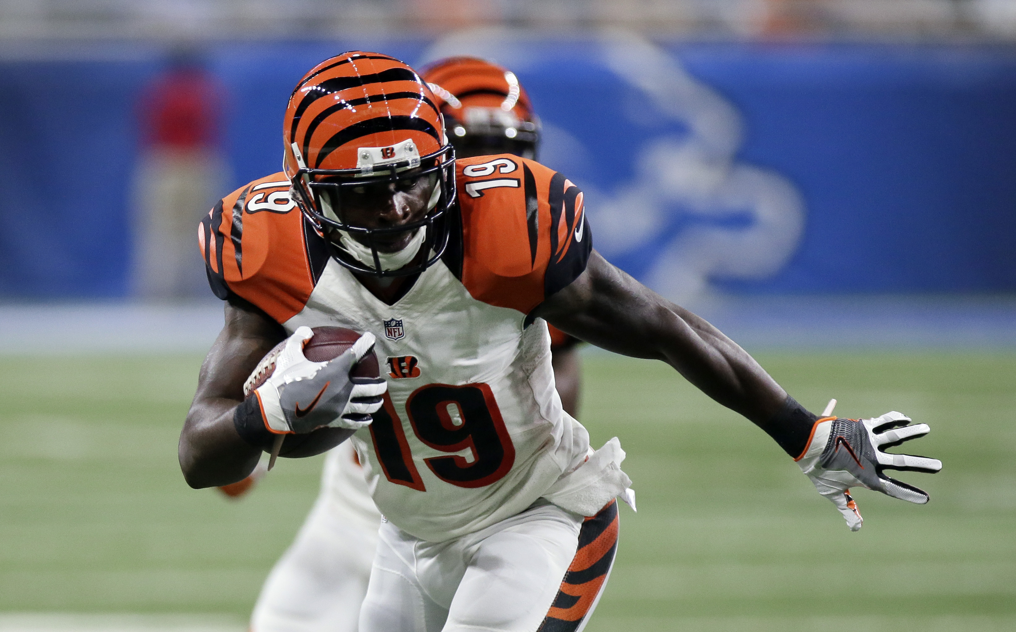 NFL notes: Brandon Tate cut loose by Bengals - The Boston Globe