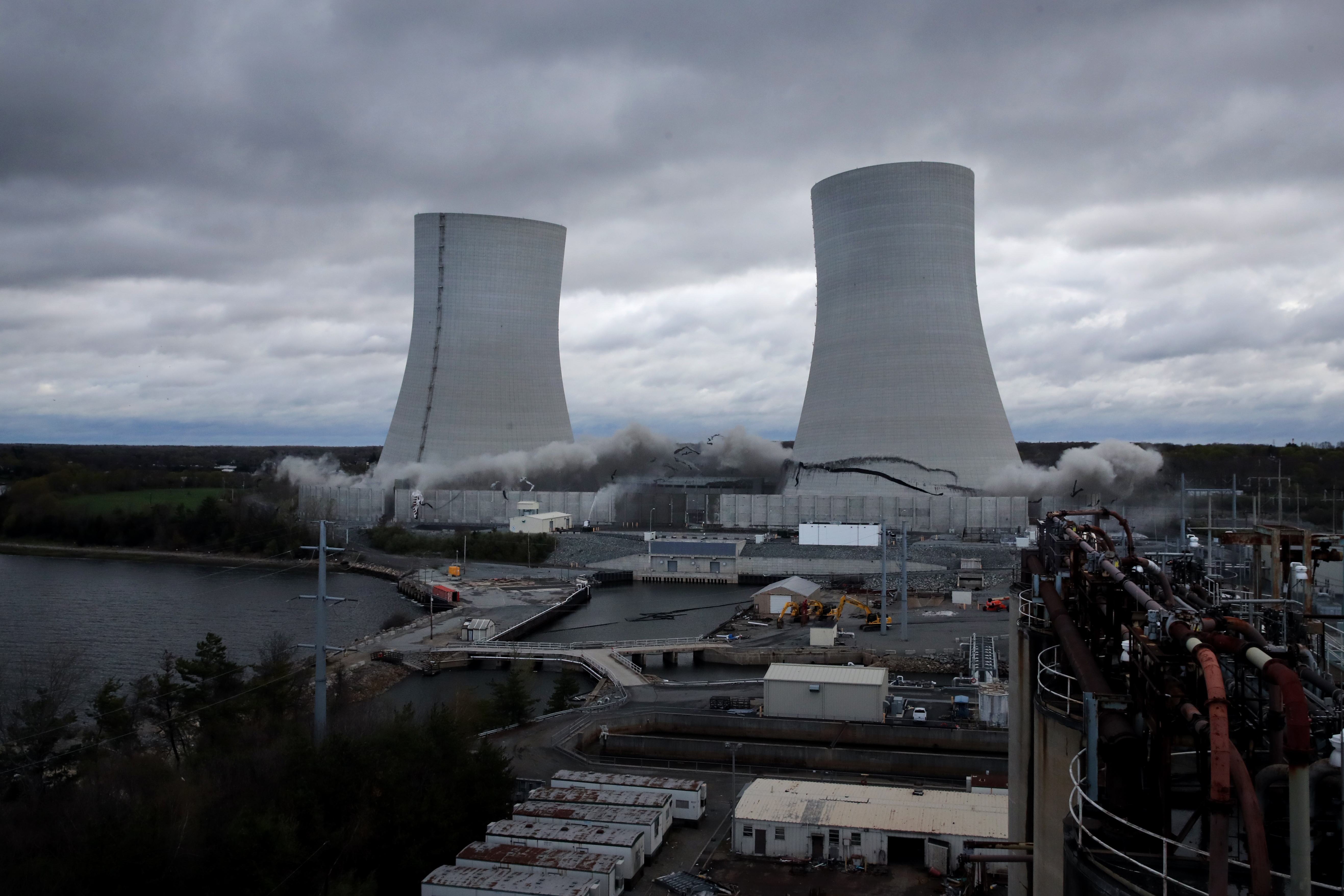 The battle over the Burrillville power plant takes center stage