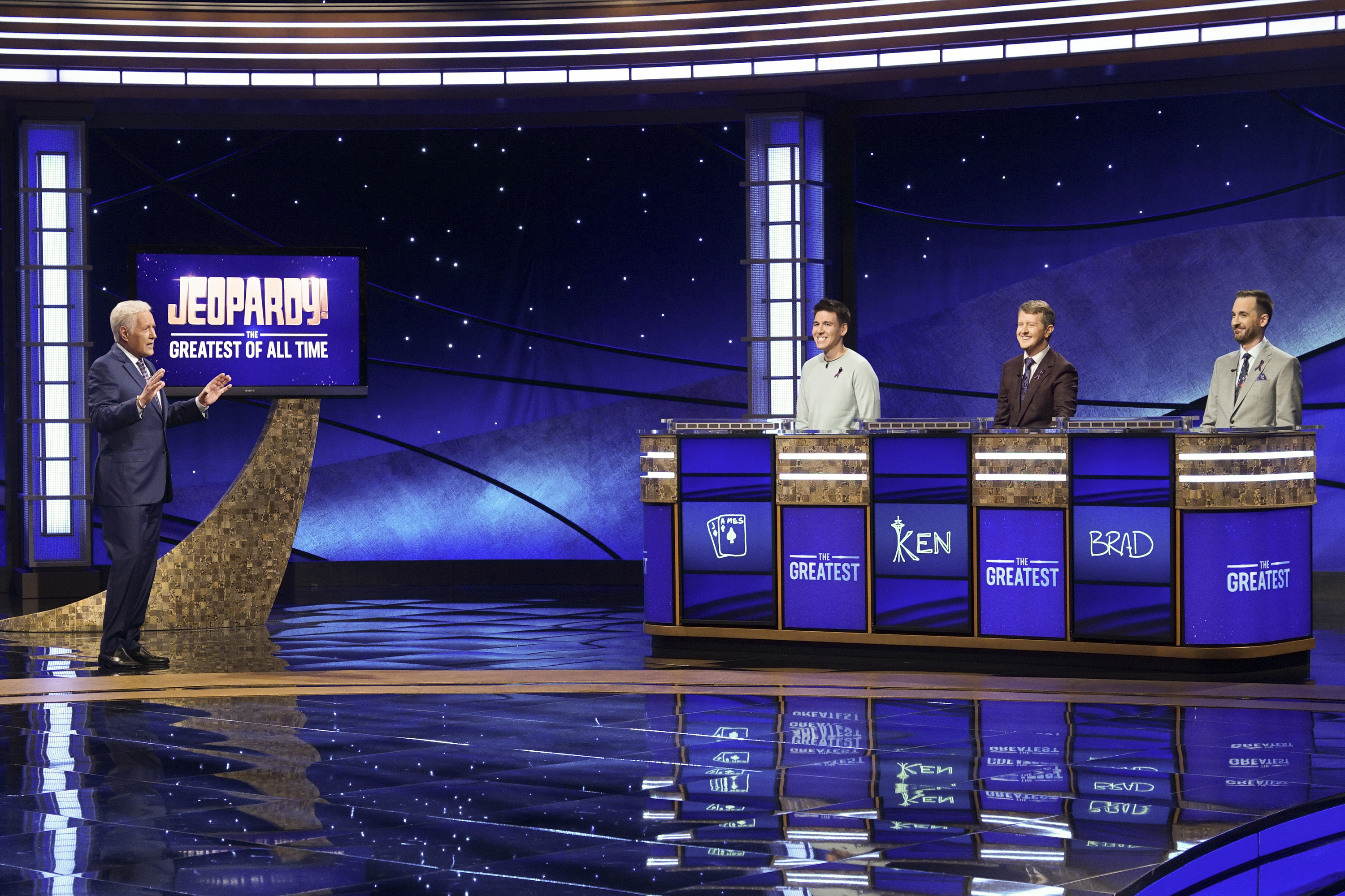 Jeopardy! Goat >> Ken Jennings Missed Another Boston Ish Question On