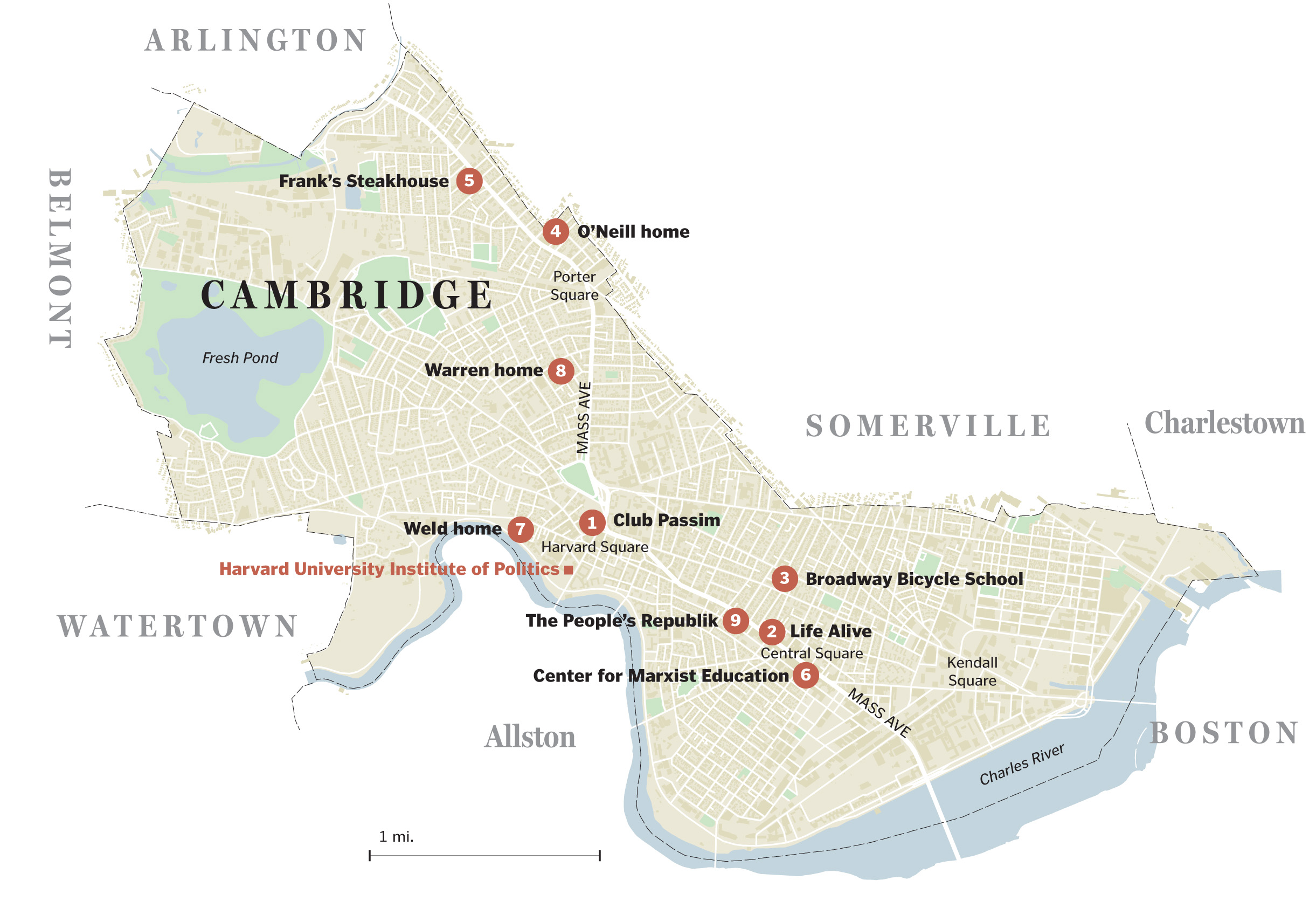 Welcome to Cambridge, Eric Cantor! - The Boston Globe on