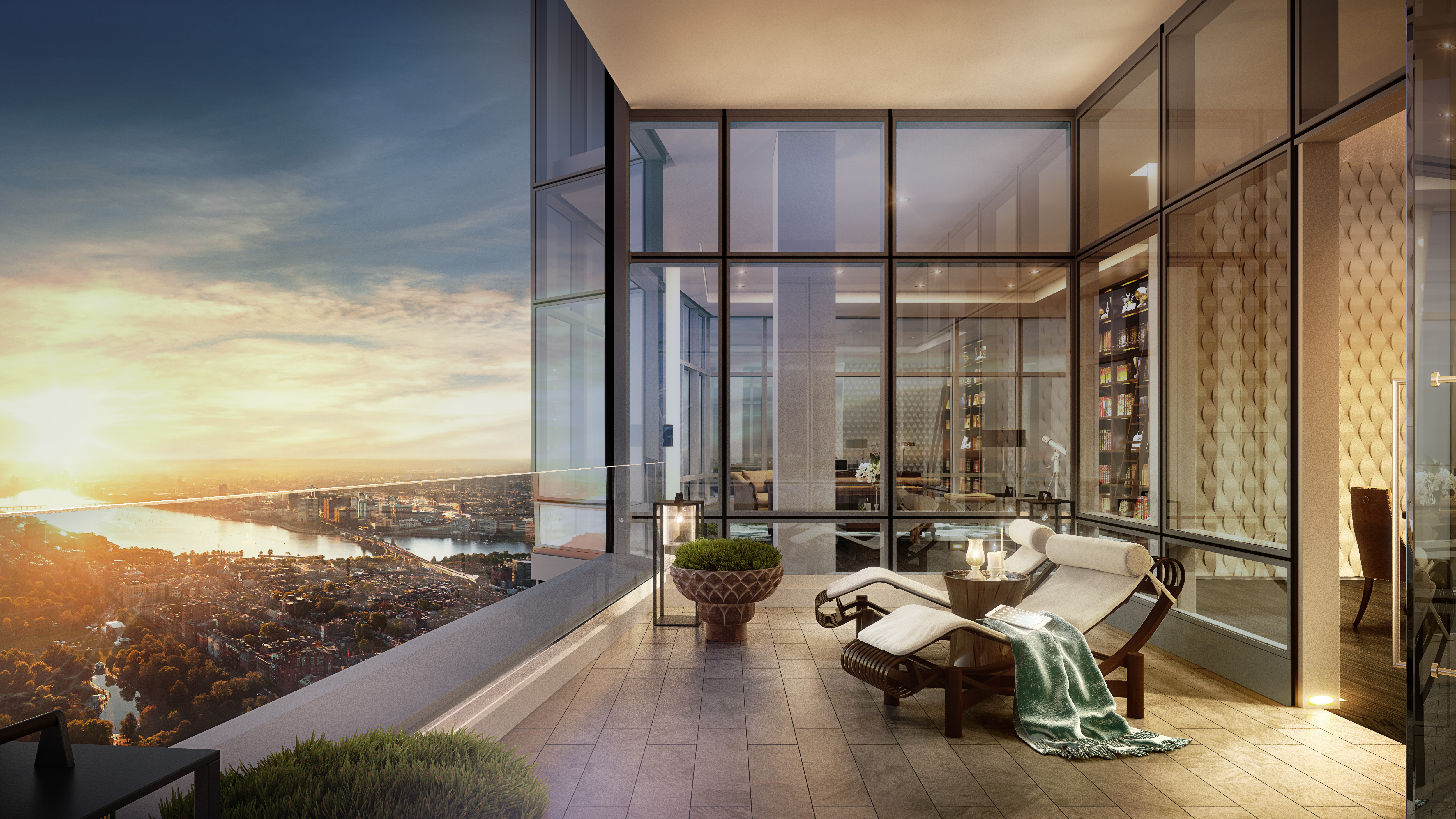 The lowdown on 5 condo towers coming to Boston - The Boston