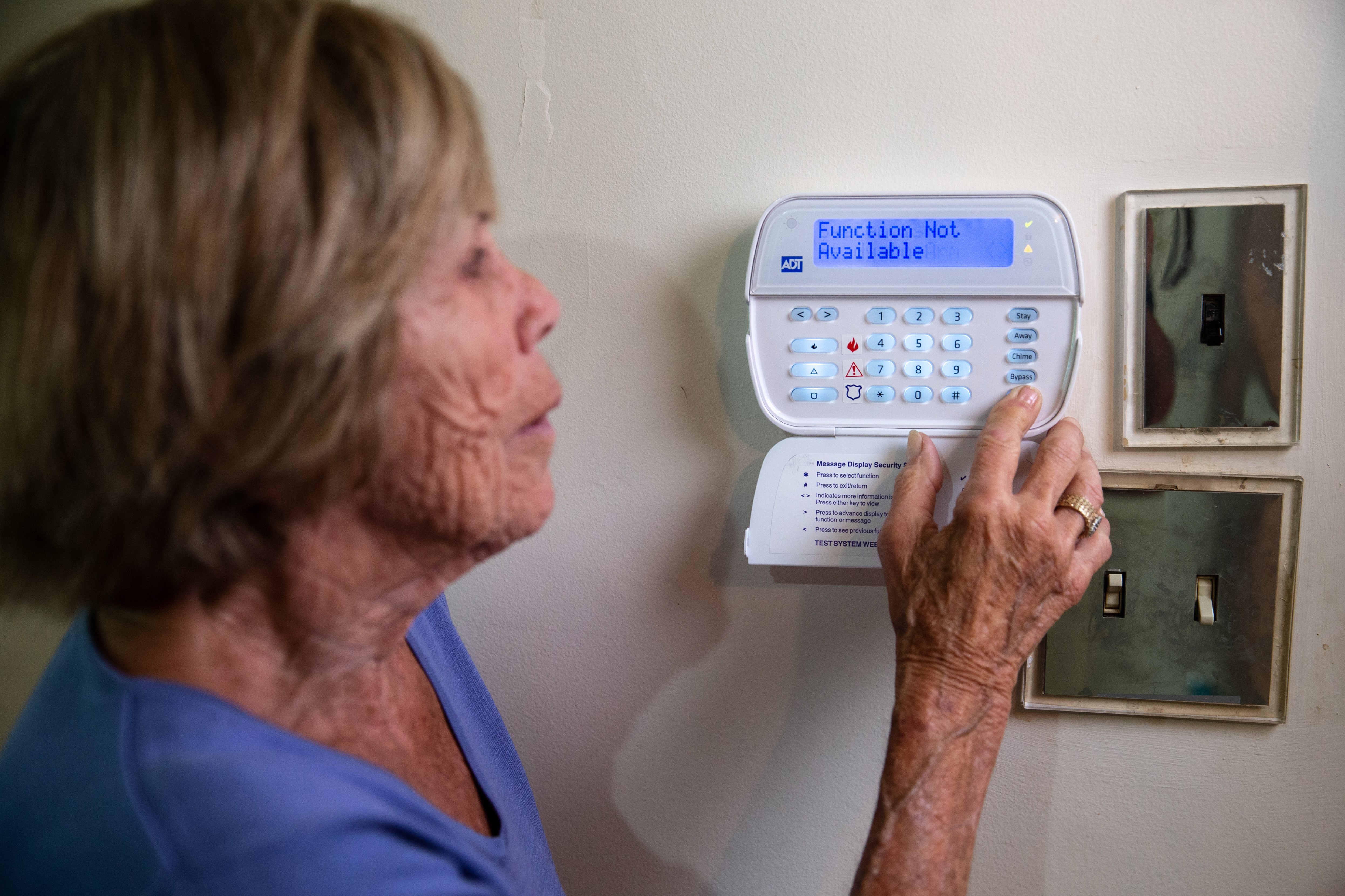 Home security system proved anything but - The Boston Globe