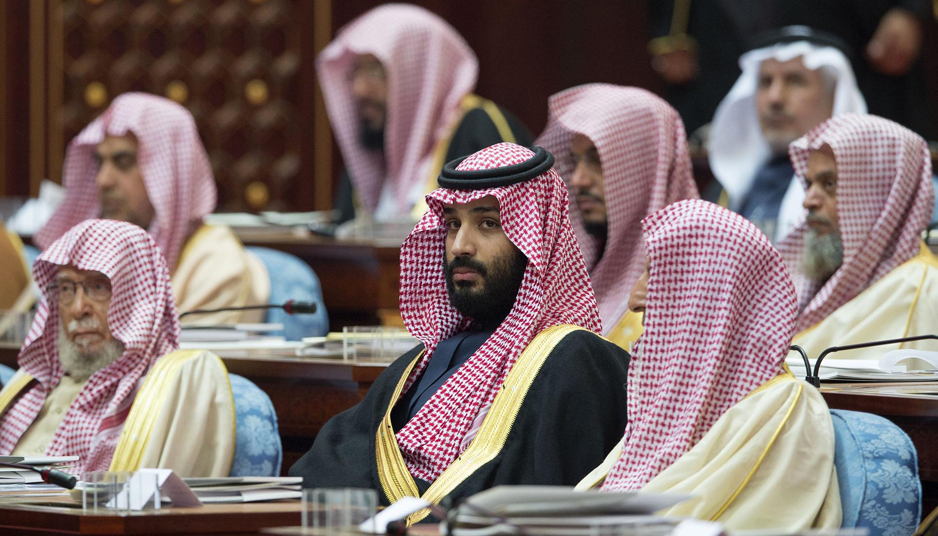 Saudi Arabia's dangerous gamble - The Boston Globe