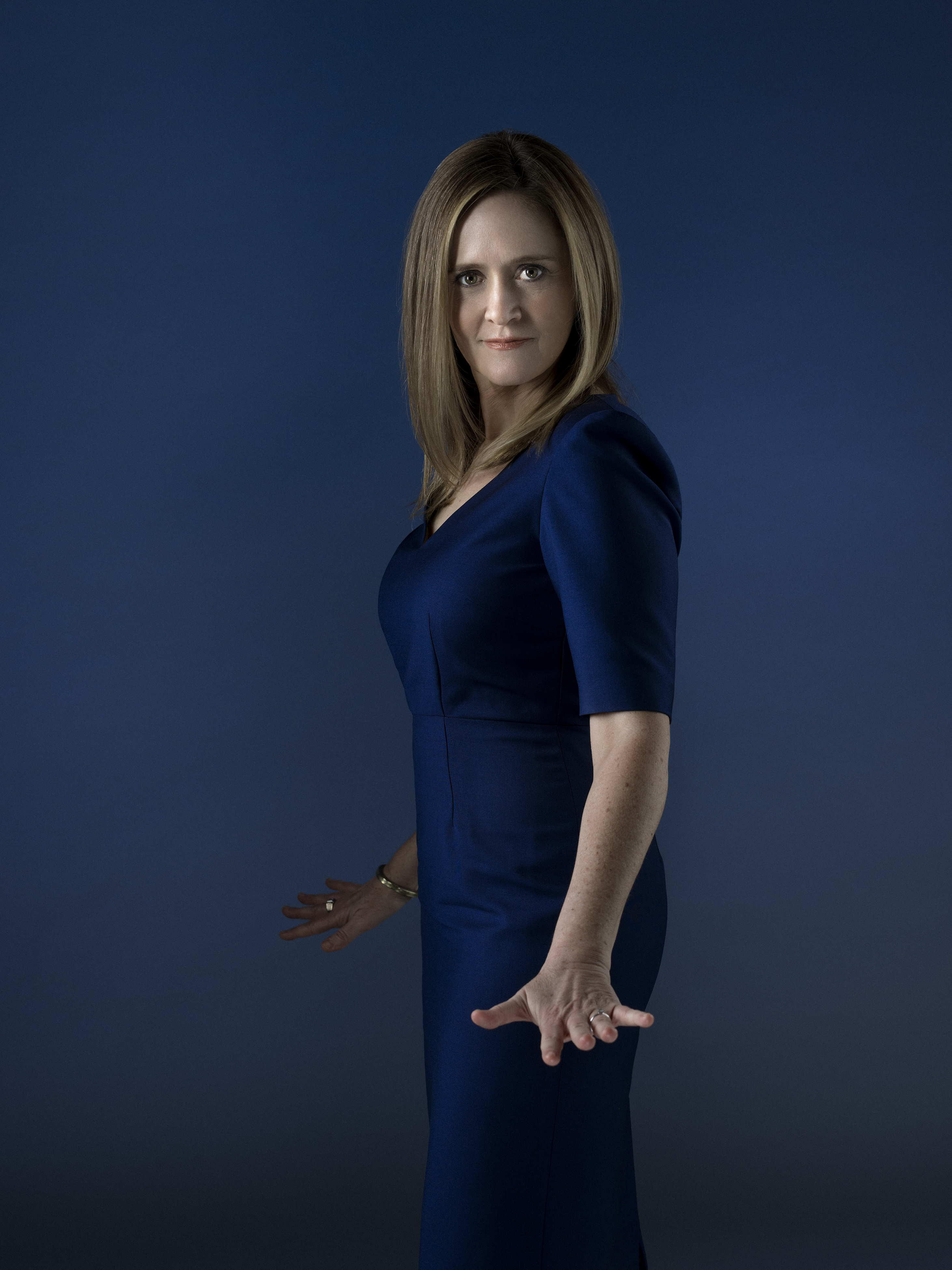 Bringing 'a hot poker of comedy': Samantha Bee on 'Full Frontal ...