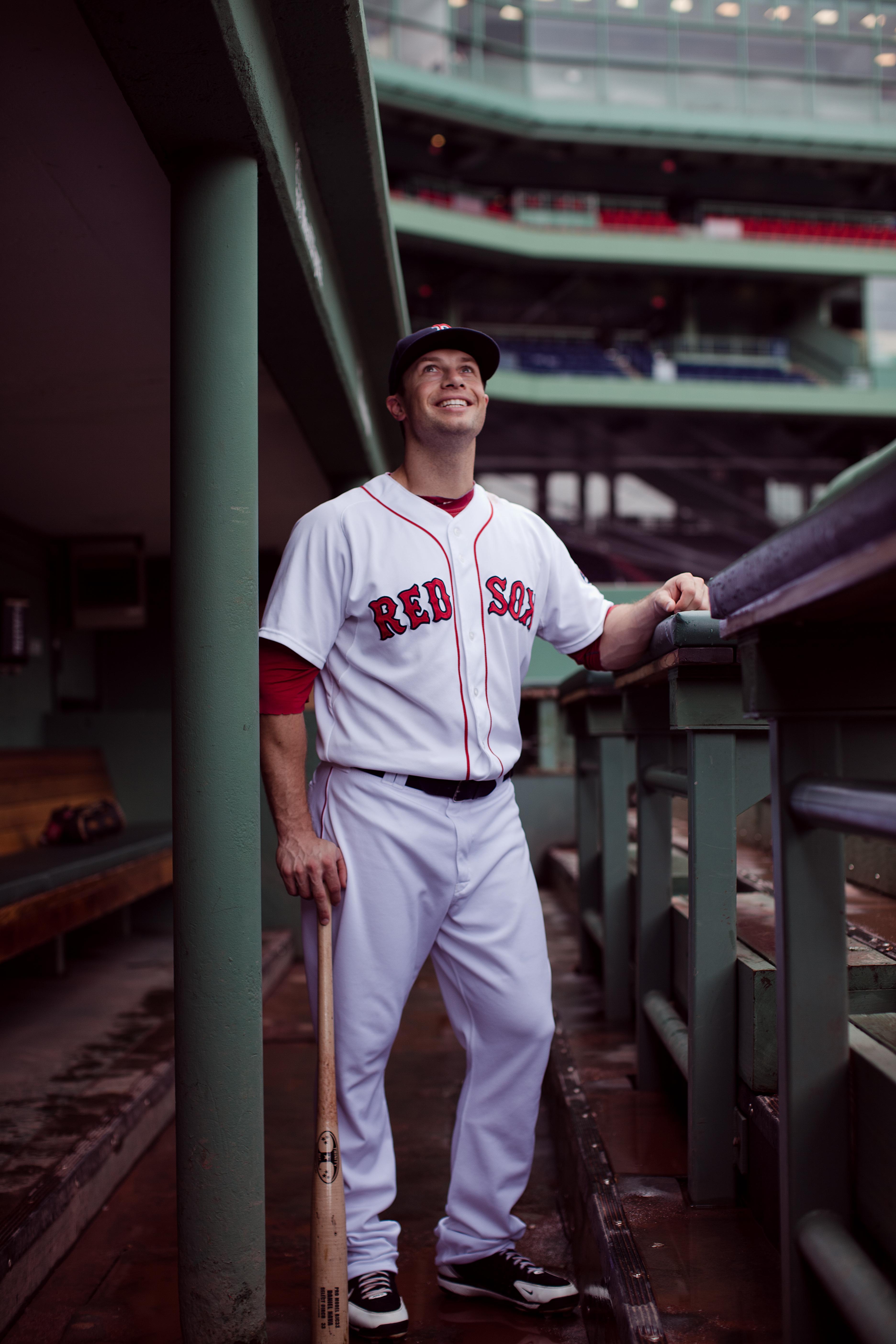 fdf98fd8a4 Daniel Nava, the long shot - The Boston Globe
