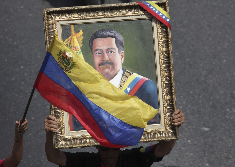 Venezuela's clash is not America's affair
