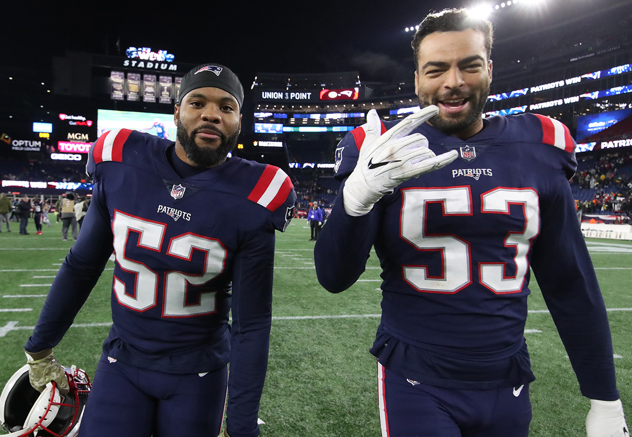 Breaking down the Patriots' roster, position by position