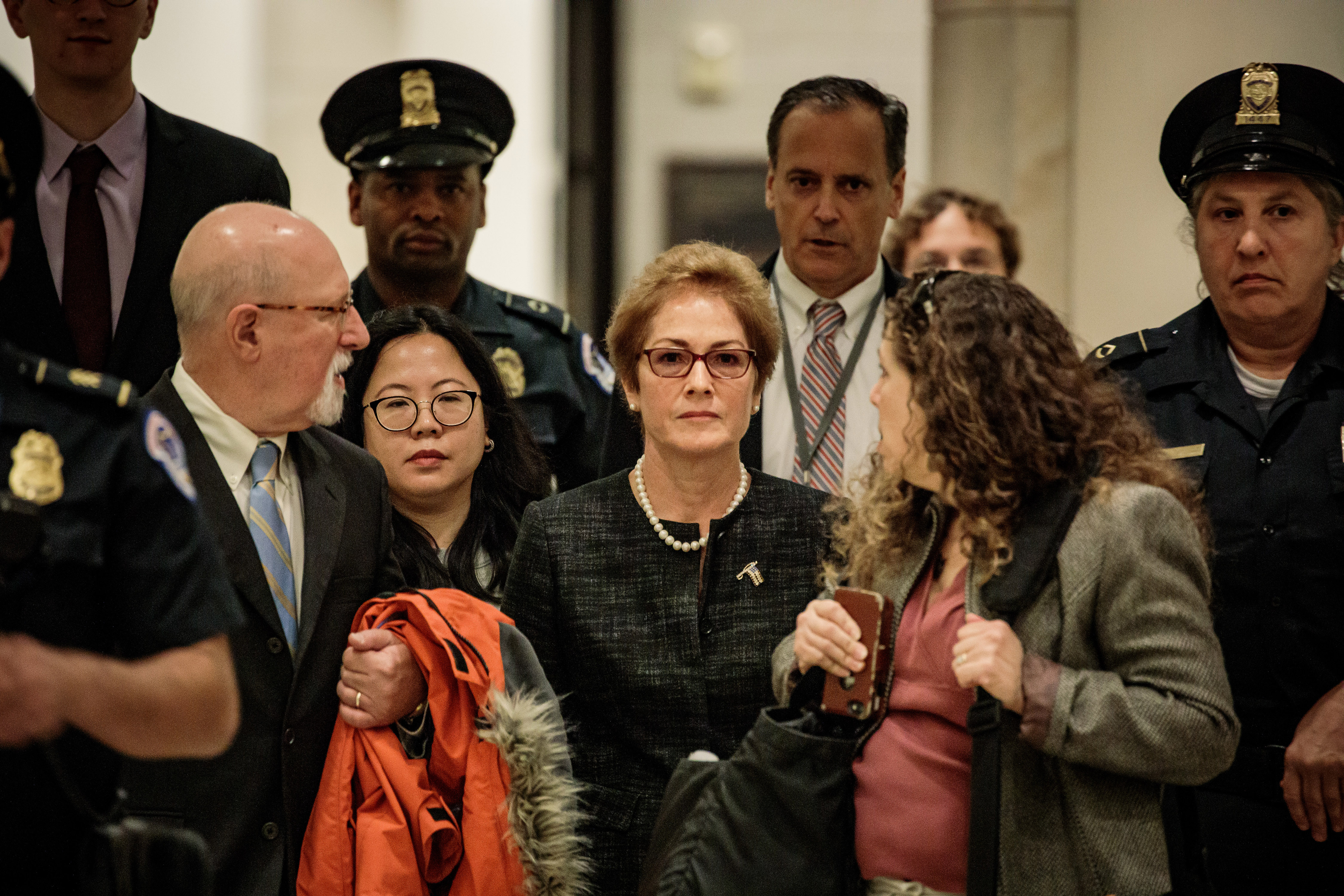 bostonglobe.com - Rachelle G. Cohen - A quiet diplomatic hero ousted for doing her job