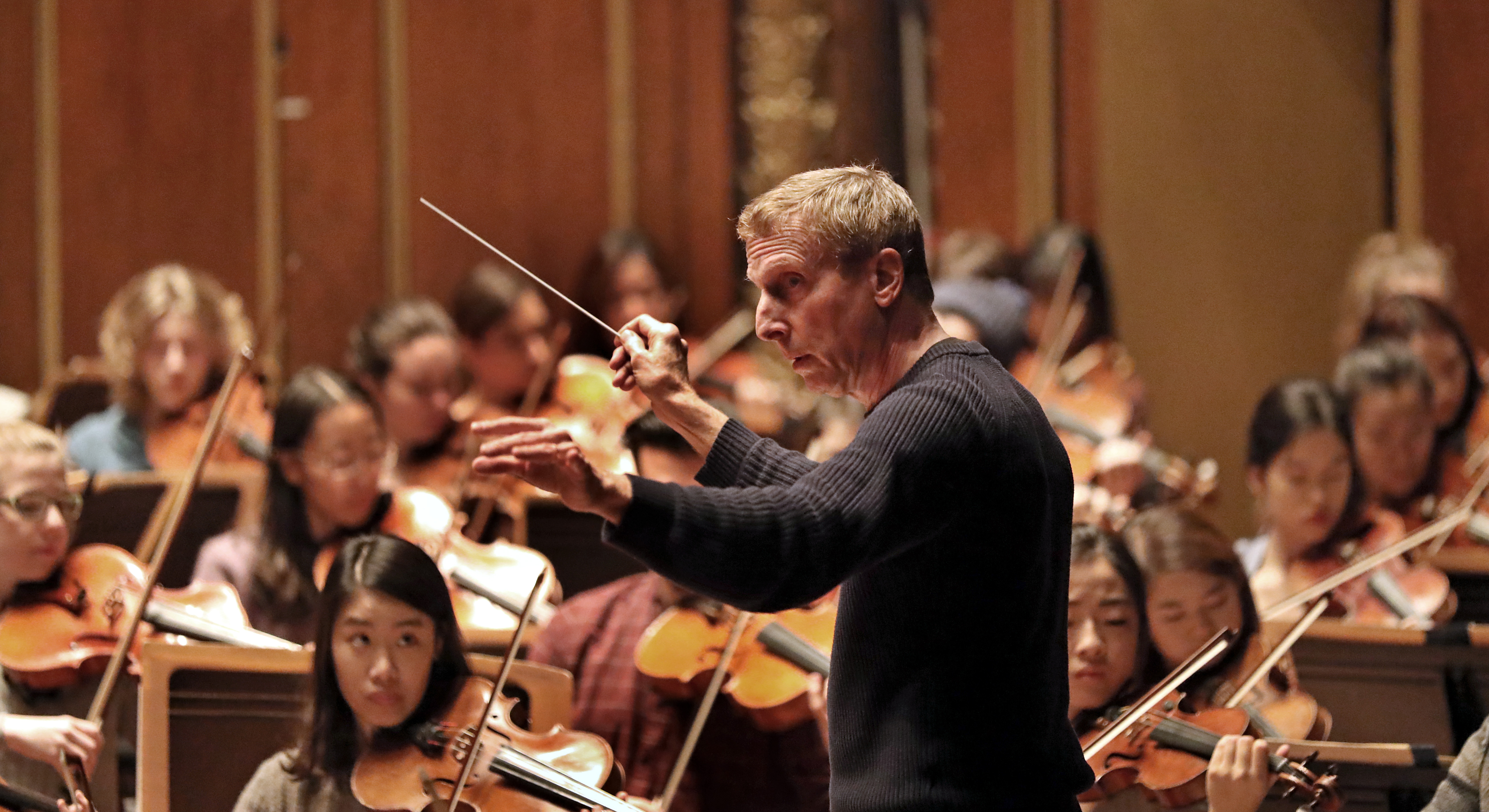 When a student orchestra tackles Mahler's Ninth - The Boston