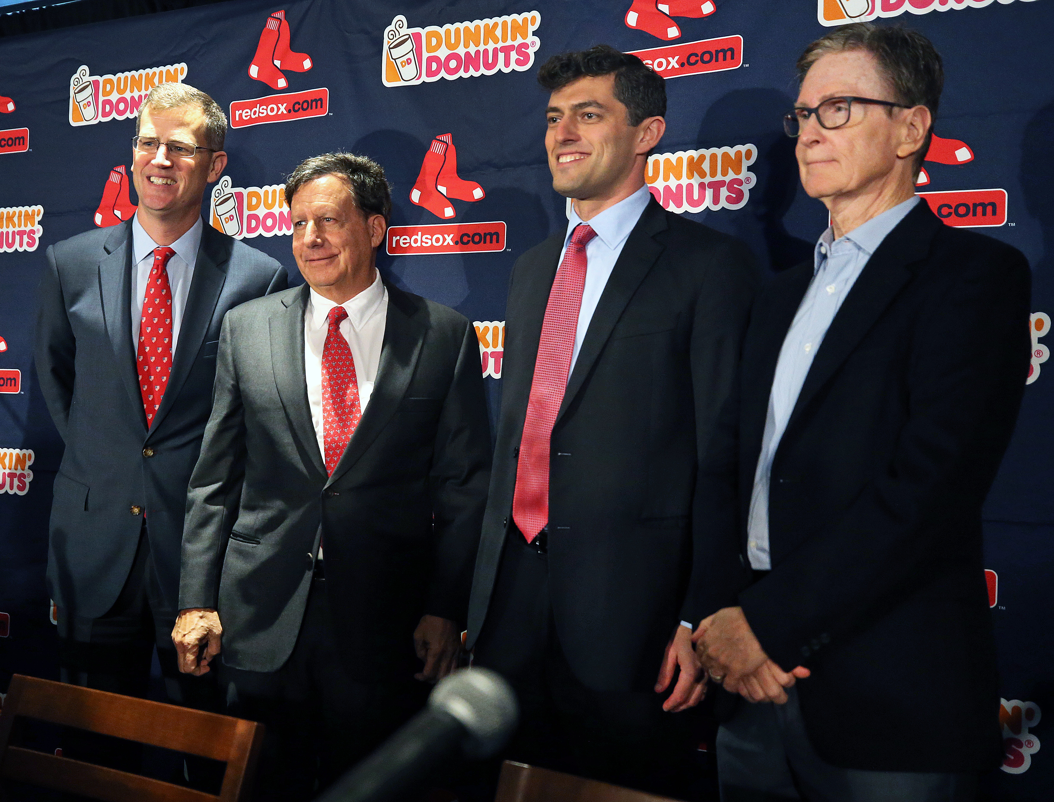 Will the Red Sox truly let Chaim Bloom do the job?