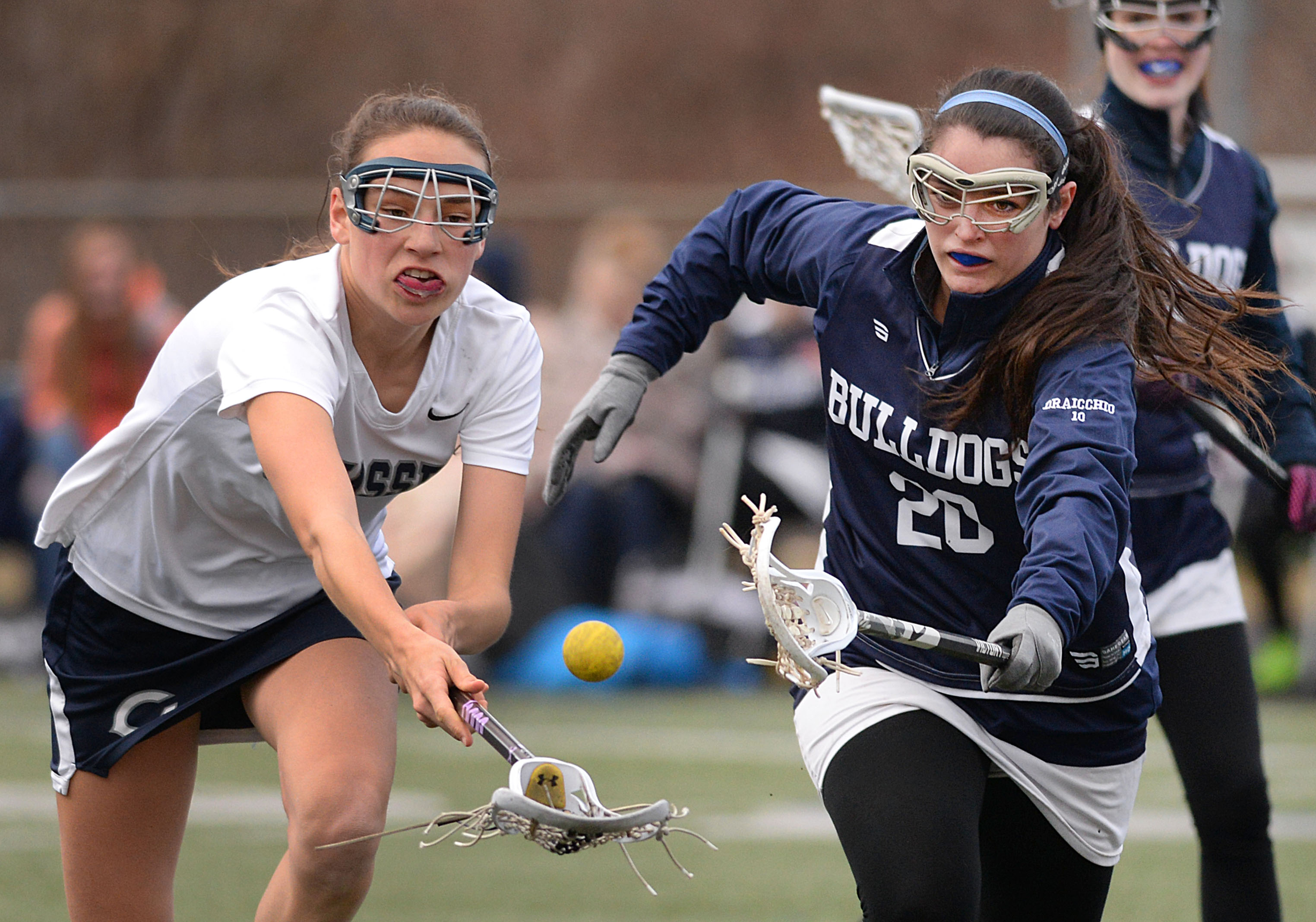 Cohasset girls' lacrosse focuses on the start, and the