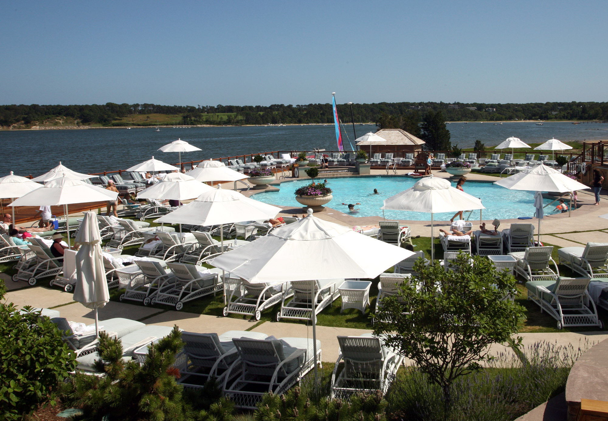 Best beachfront hotels on Cape Cod according to
