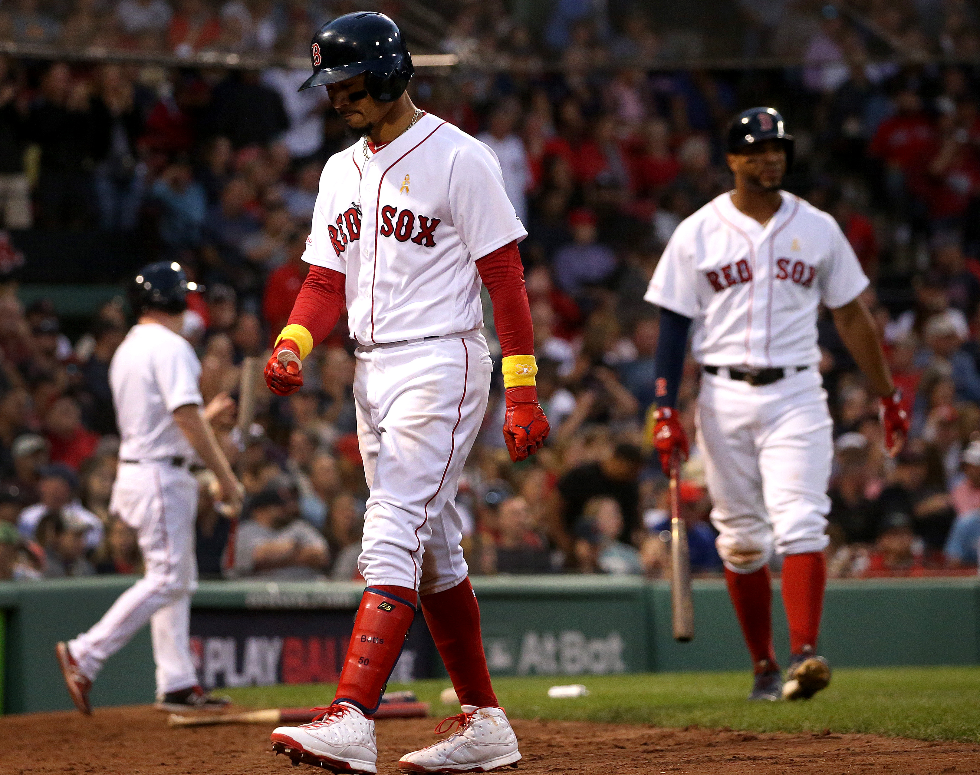 Random thoughts while waiting for Red Sox, MLB to get