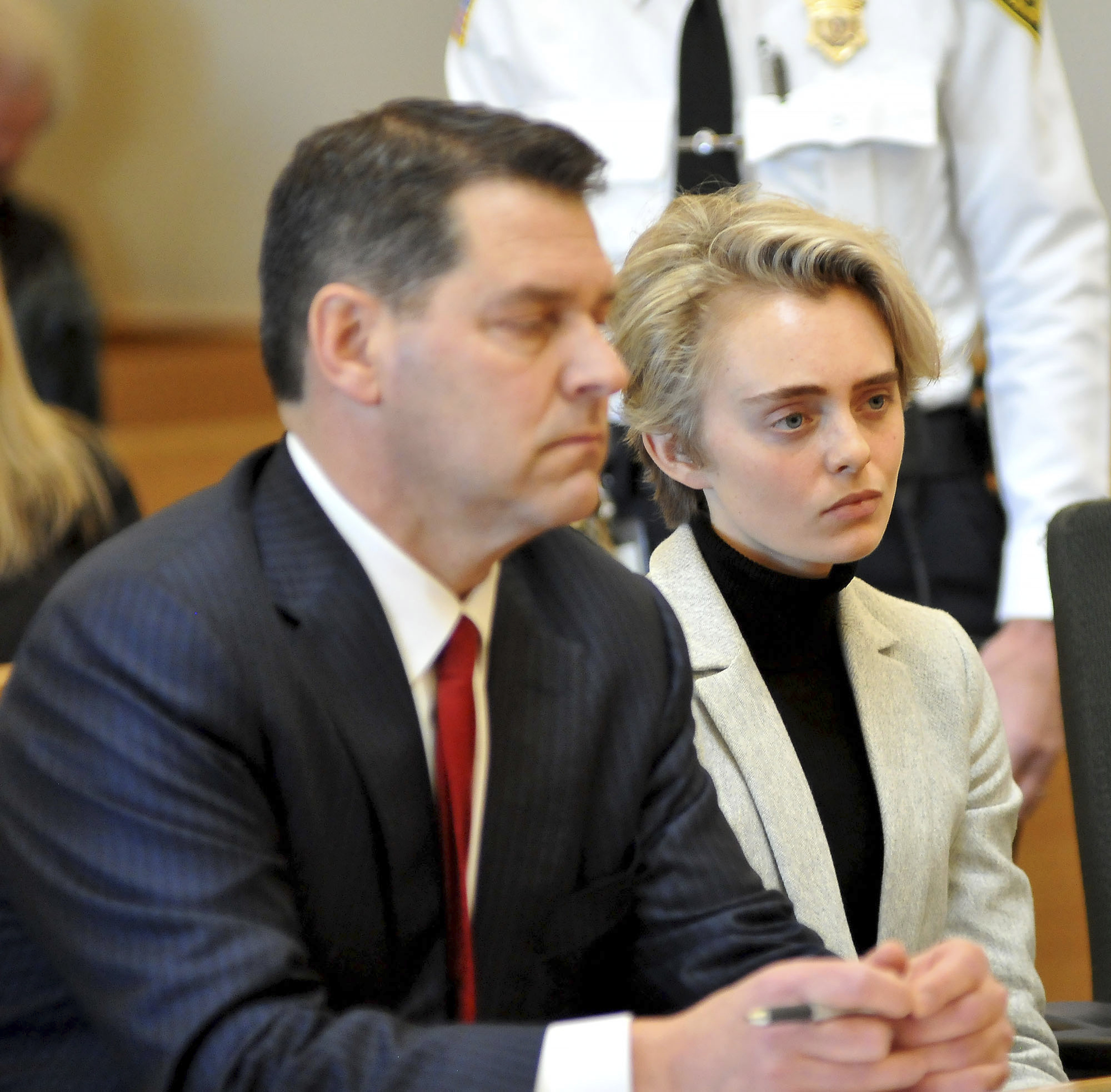 Michelle Carter Parents >> This Time Michelle Carter Sheds No Tears As She Hears Her