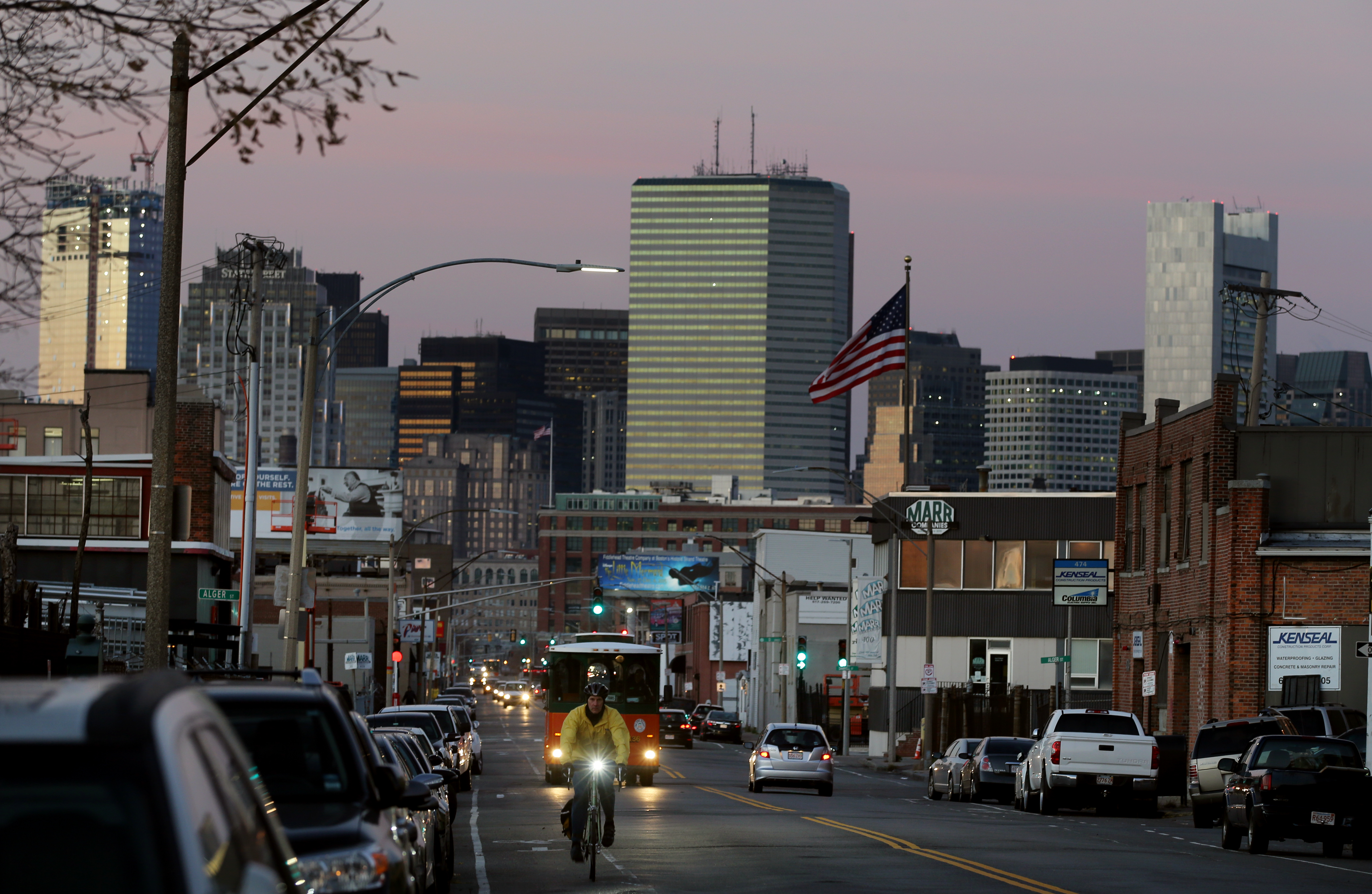 The Neighborhood Effect Boston Review >> New South Boston Zoning Could Mean More Parking And Slow